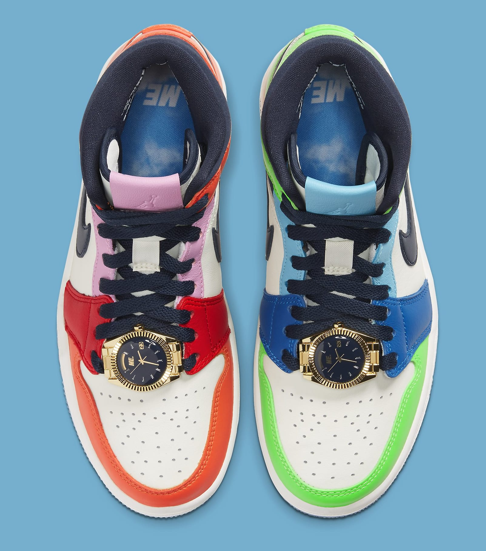 casual shoes later new lifestyle Melody Ehsani x Air Jordan 1 Mid SE Release Date | Sole ...