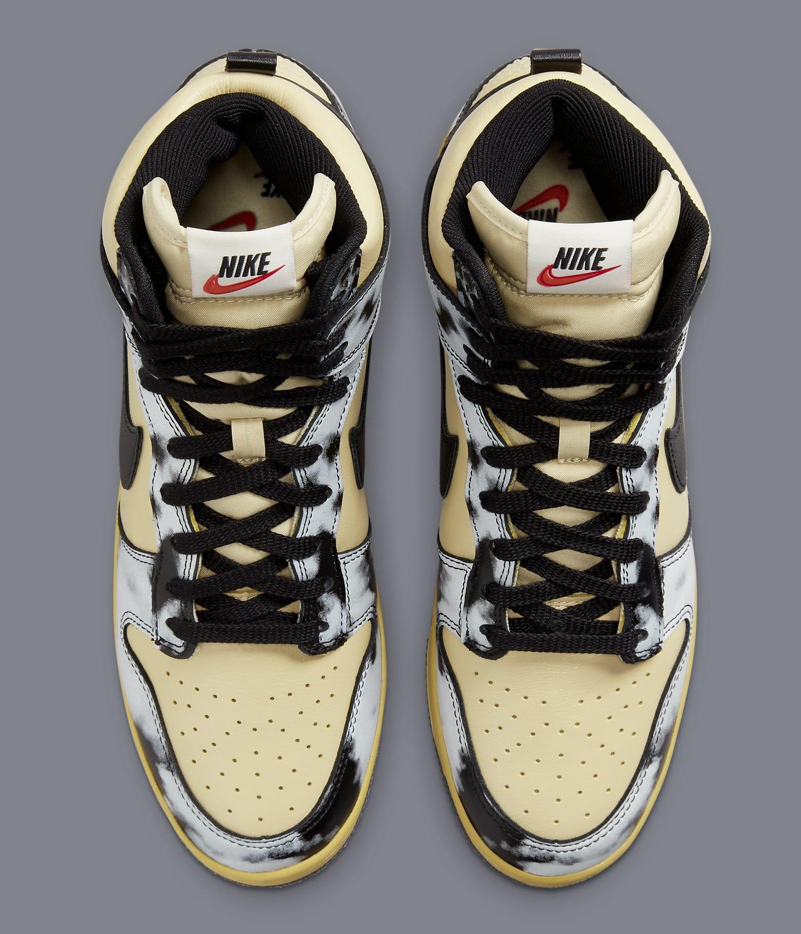 Nike Dunk High 'Acid Wash' DD9404-700 Top