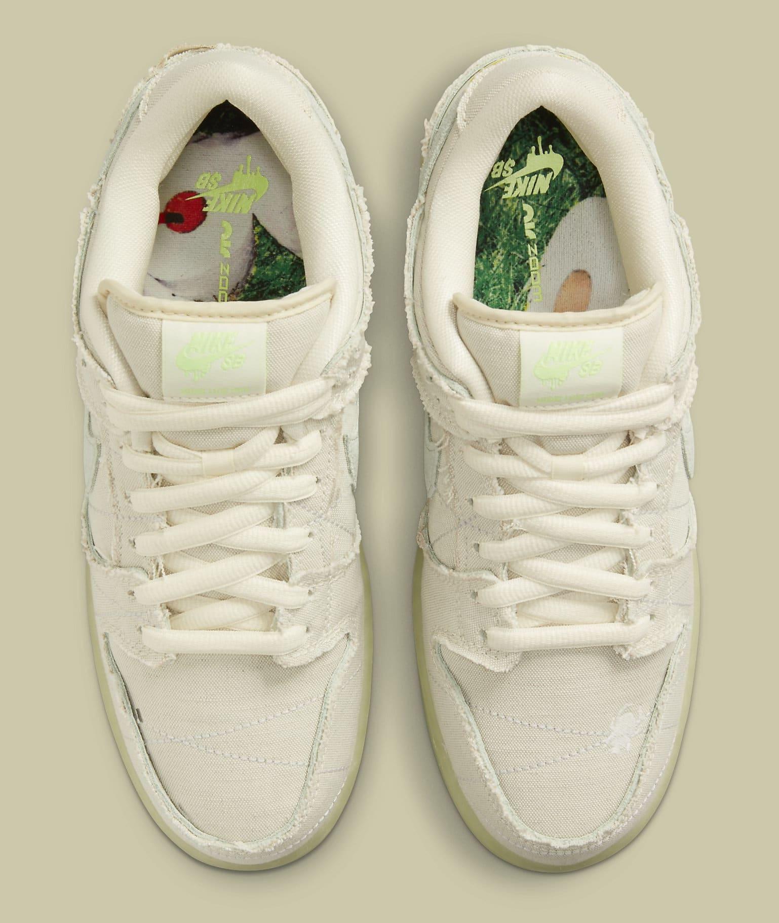 Nike SB Dunk Low 'Mummy' DM0774-111 Top