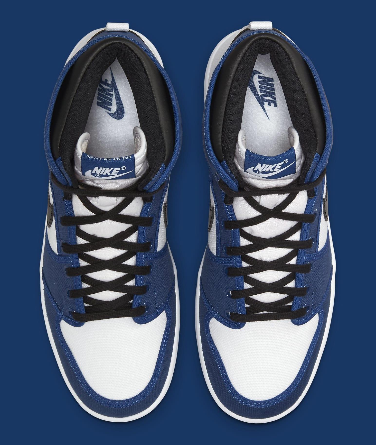 Air Jordan 1 KO 'Storm Blue' DO5047-401 Top