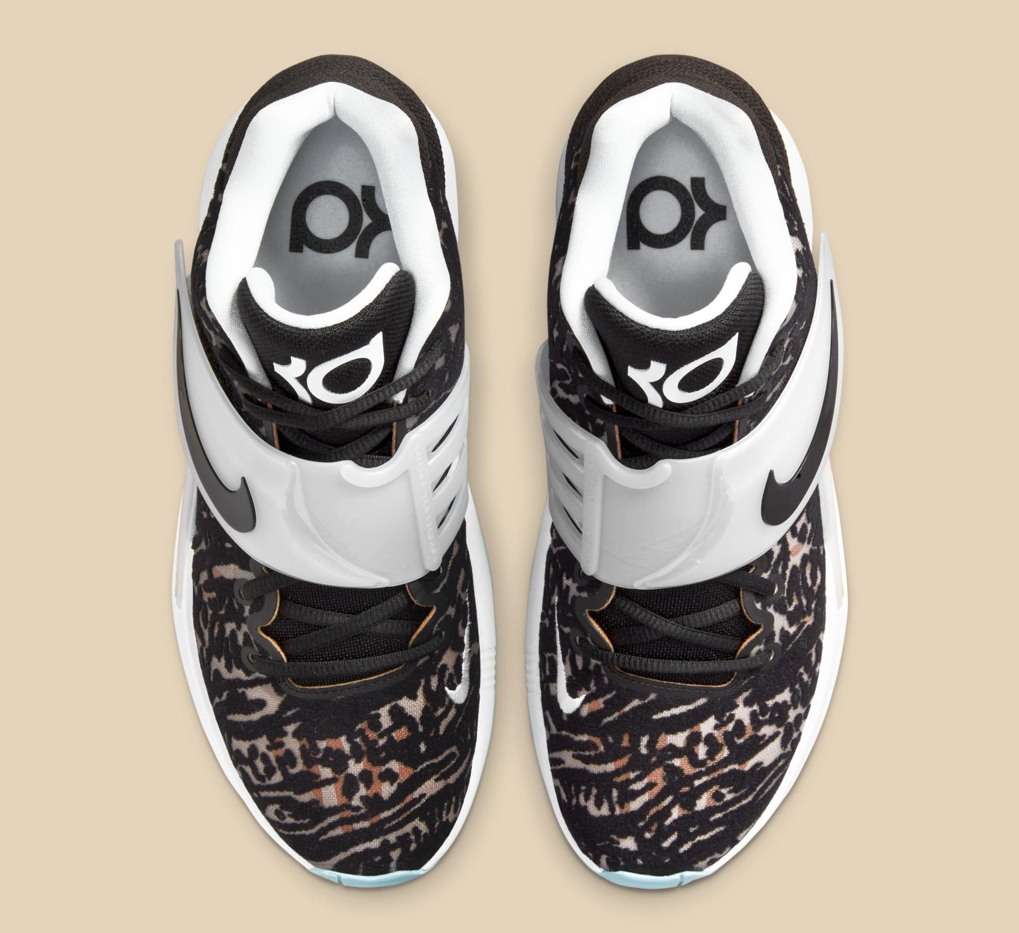 Nike KD 14 CW3935-001 (Top)