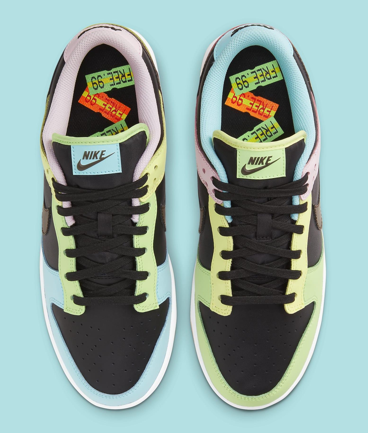 Nike Dunk Low 'Free.99' Black DH0952-001 Top