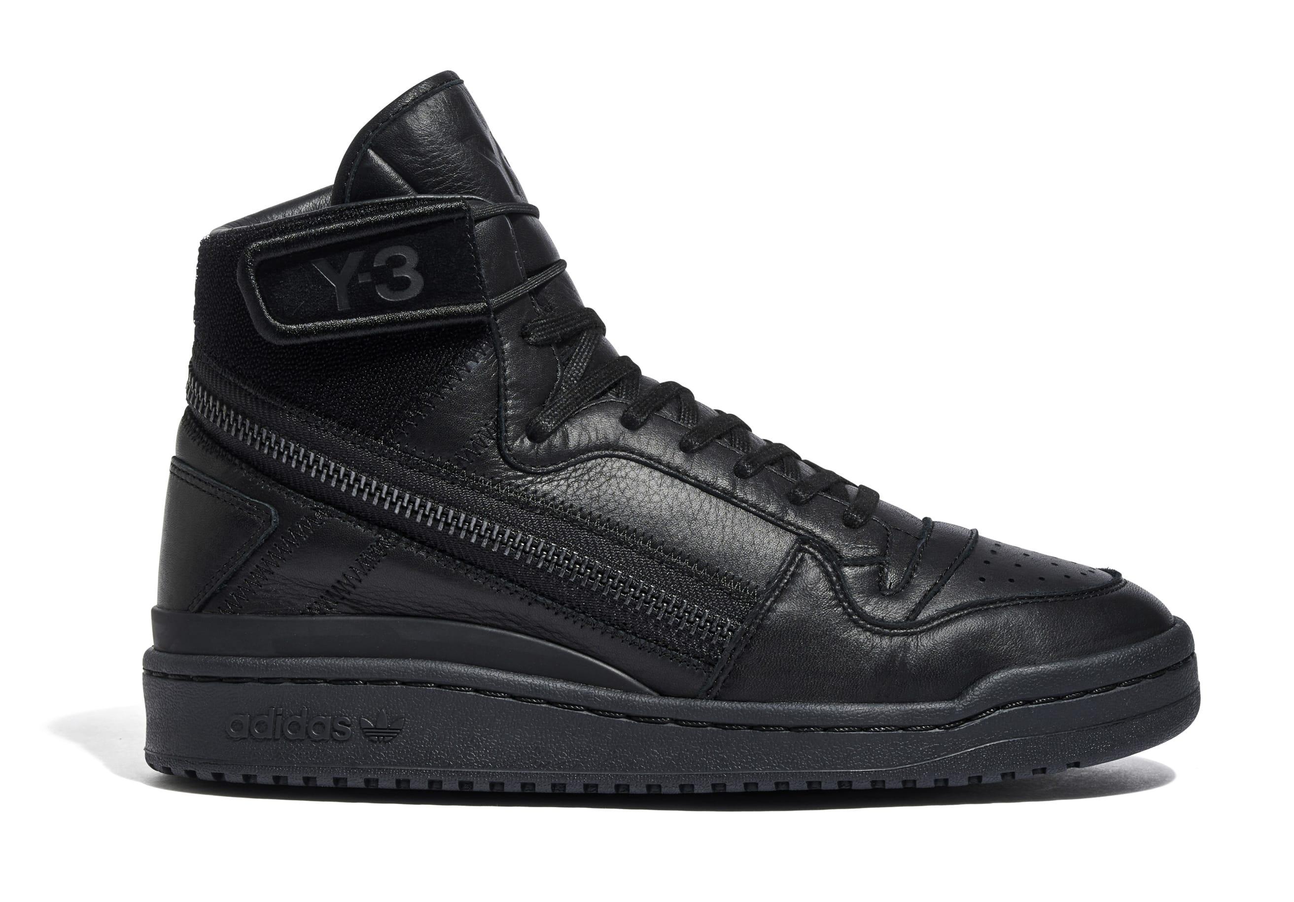 Adidas Y-3 Forum Hi OG GZ8795 Lateral
