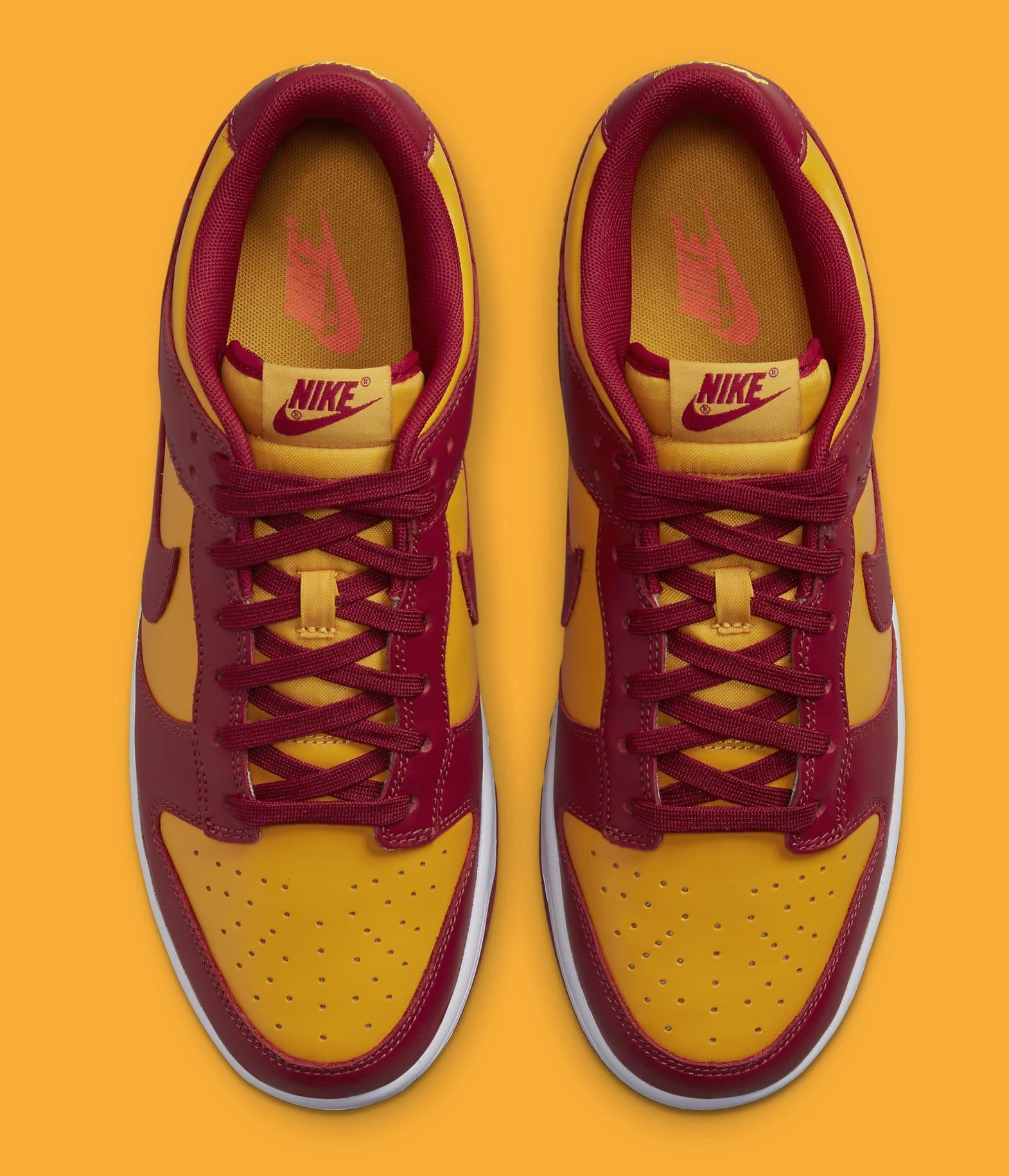 Nike Dunk Low 'Midas Gold' DD1391-701 Top