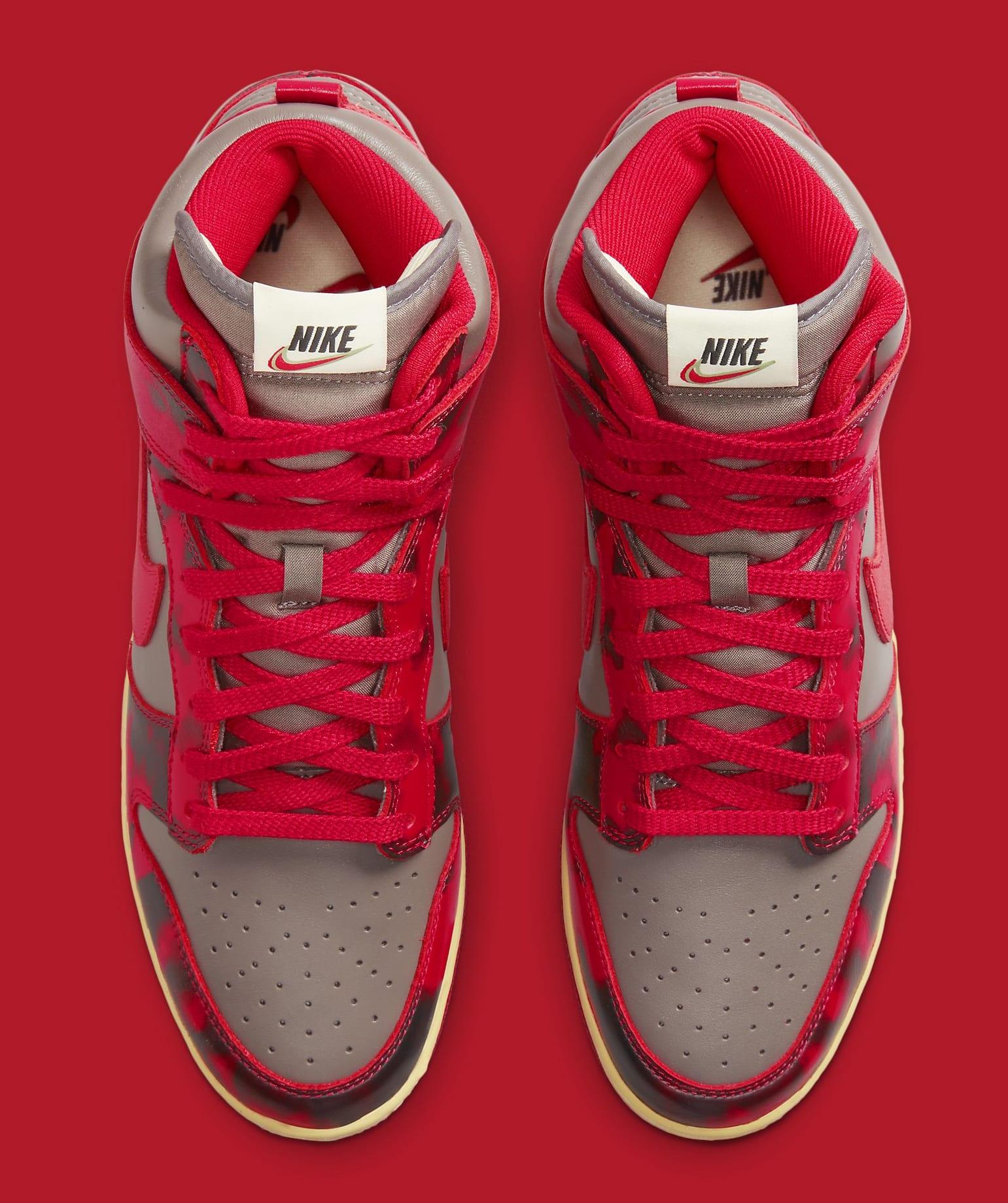 Nike Dunk High 'Acid Wash' DD9404-600 Top