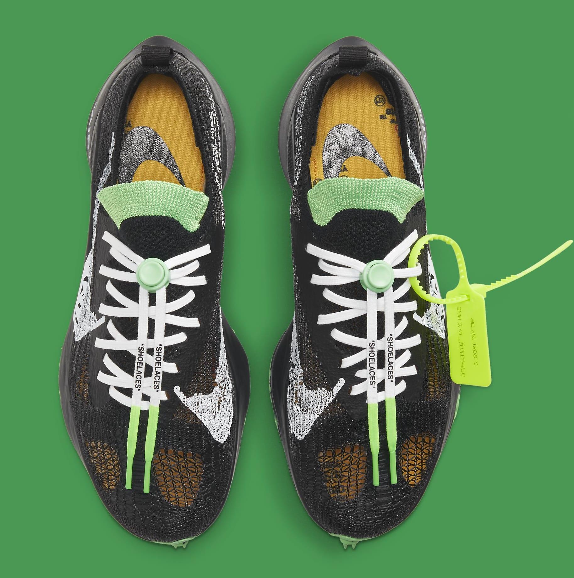 Off-White x Nike Air Zoom Tempo Next% CV0697-001 Top