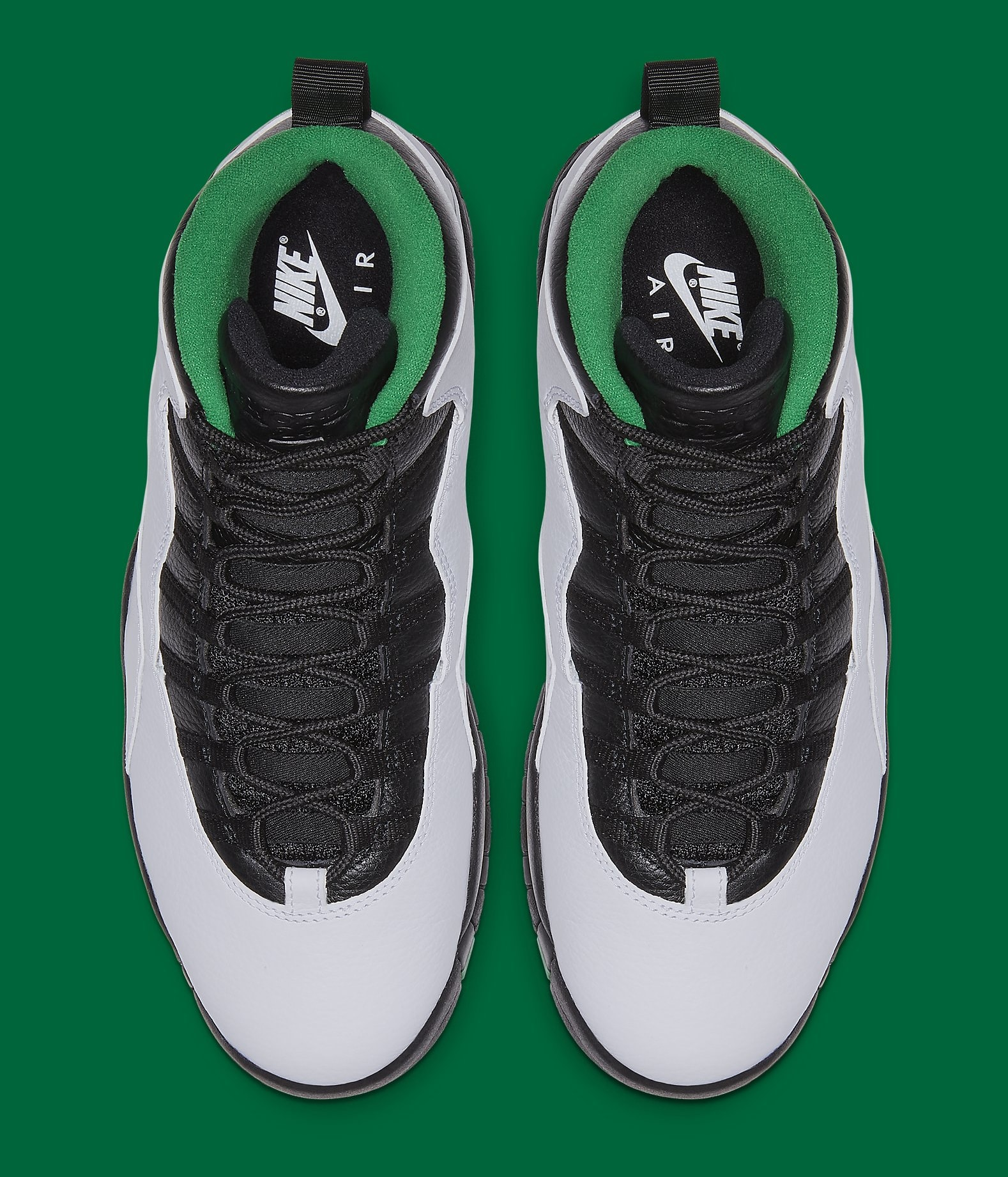"Air Jordan 10 ""Seattle"" Official s Revealed: Release Details"