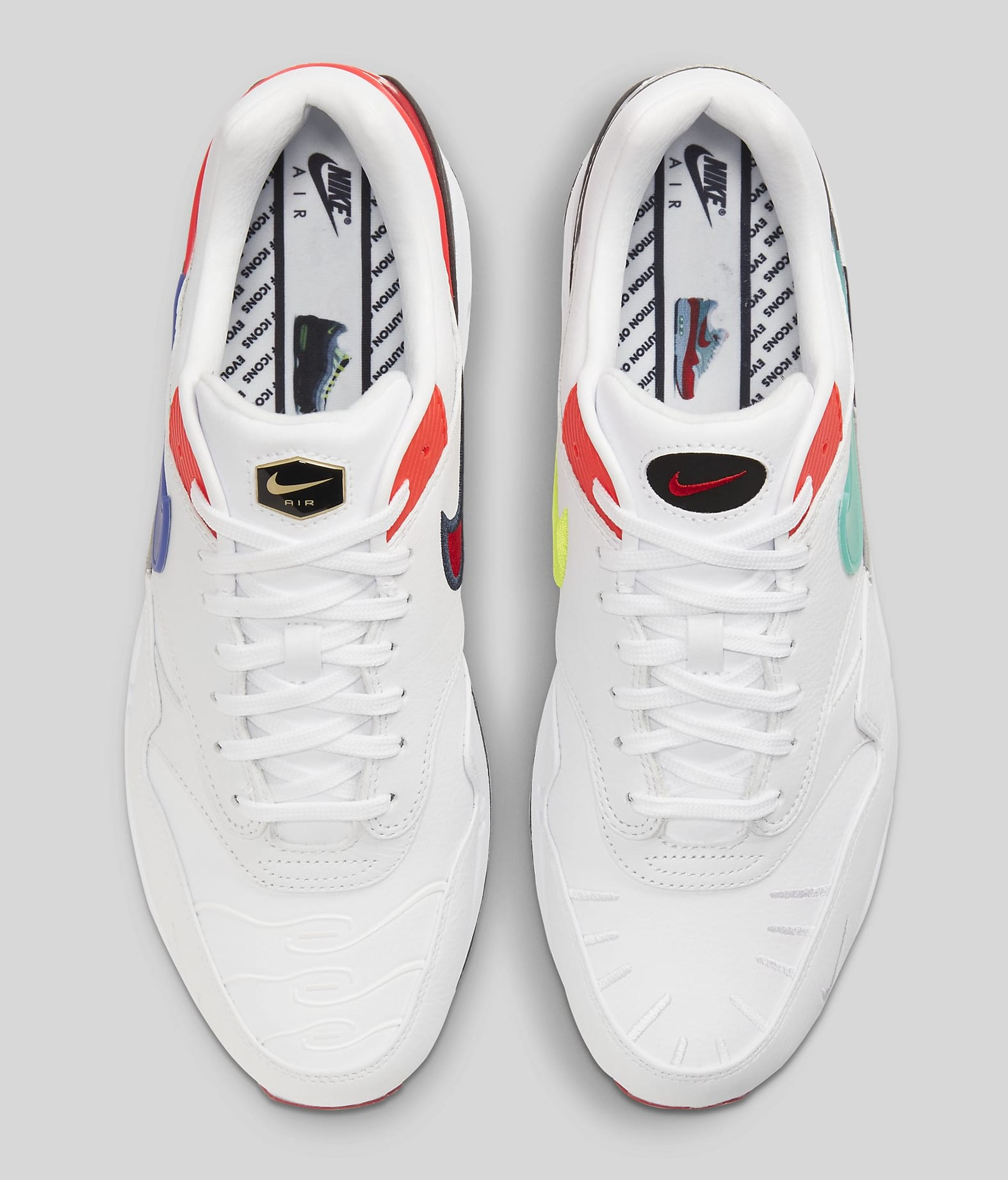 Nike Air Max 1 'Evolutions of Icons' CW6541-100 Top