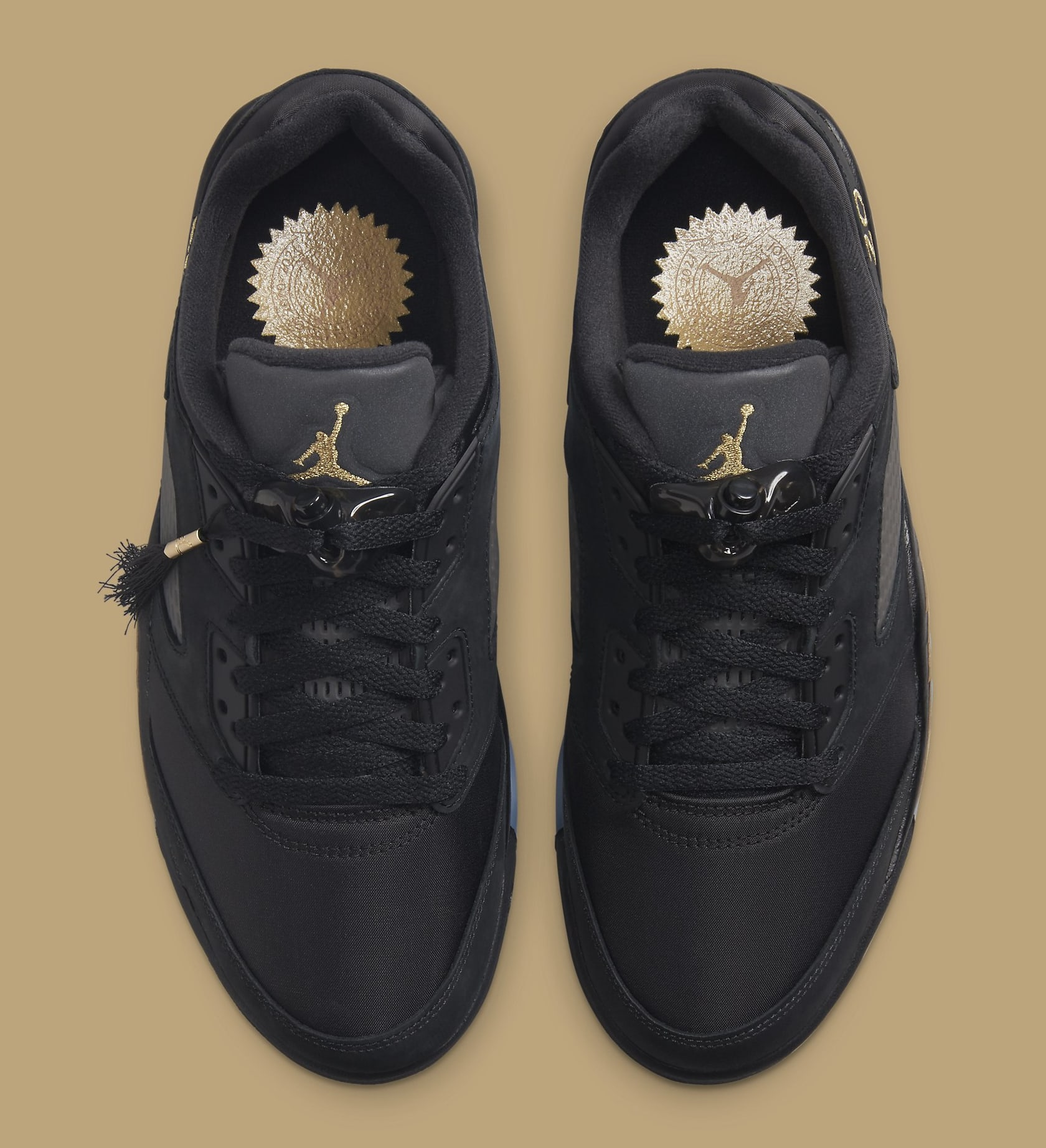 Air Jordan 5 Retro Low Wings 'Class of 2020-21' DJ1094-001 Top