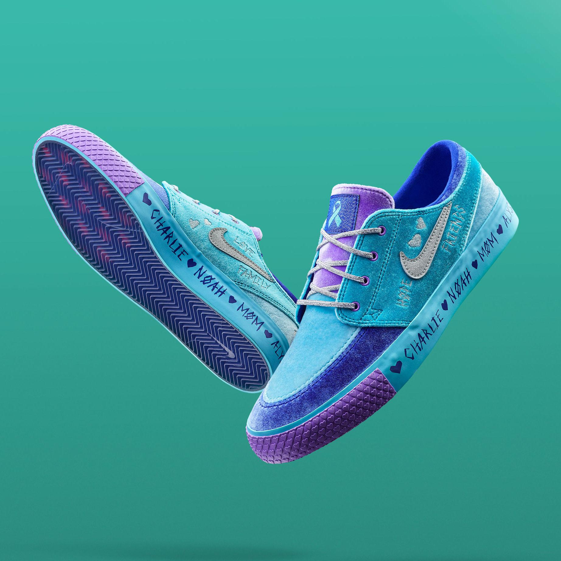 Nike SB Zoom Stefan Janoski Doernbecher by Desiree Castillo