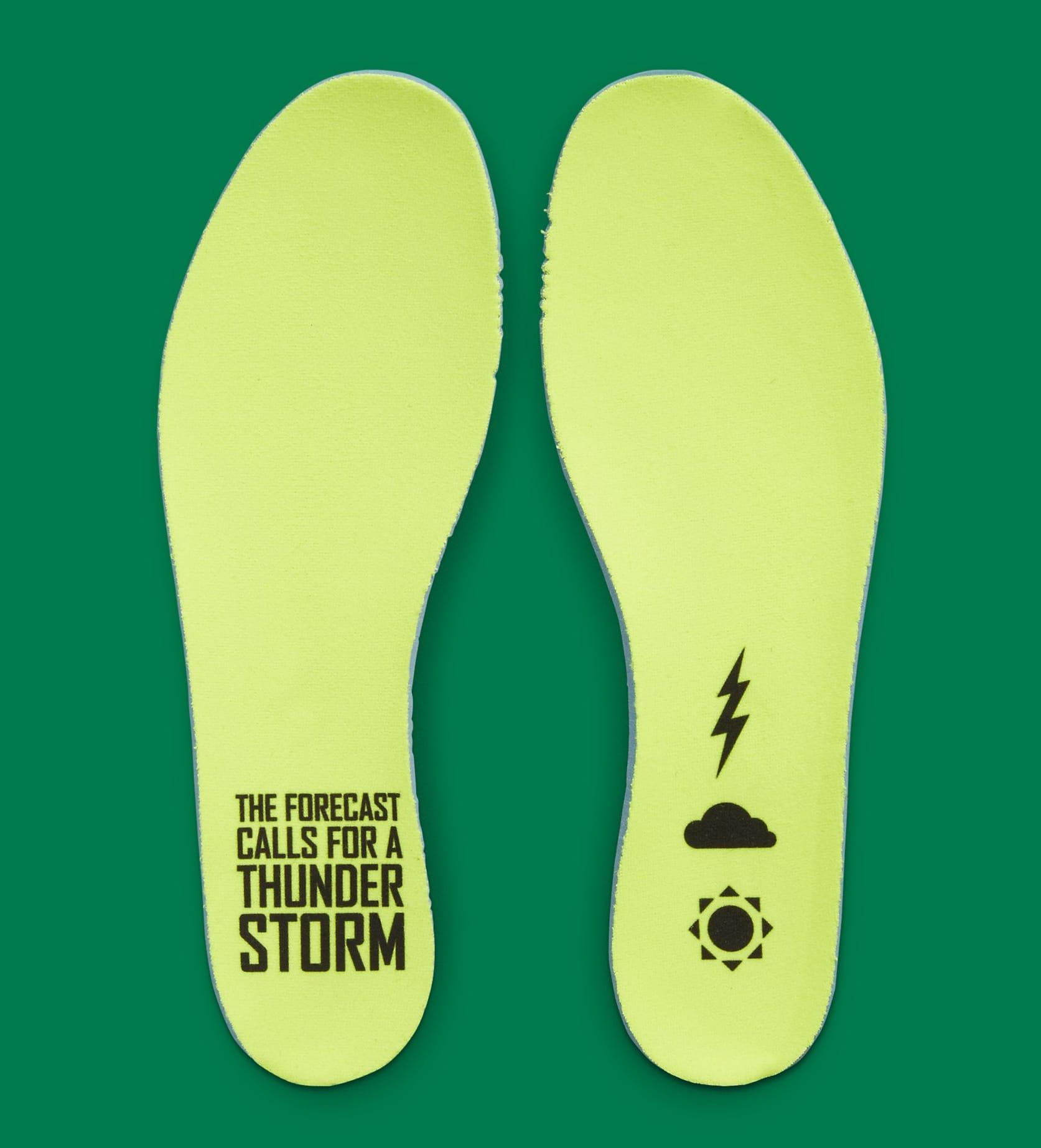 Nike Kyrie 7 'Weatherman' CQ9327-300 Insole