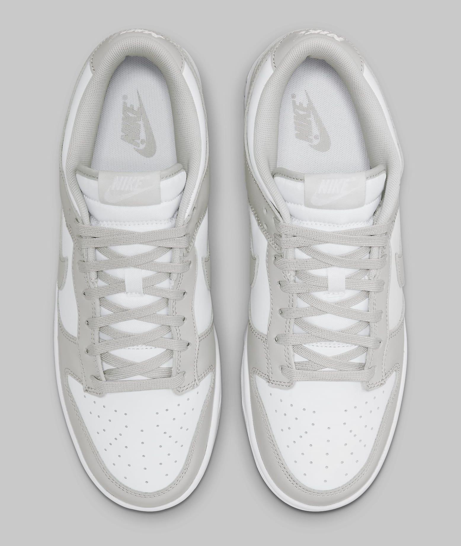 Nike Dunk Low 'Grey Fog' DD1391-103 Top
