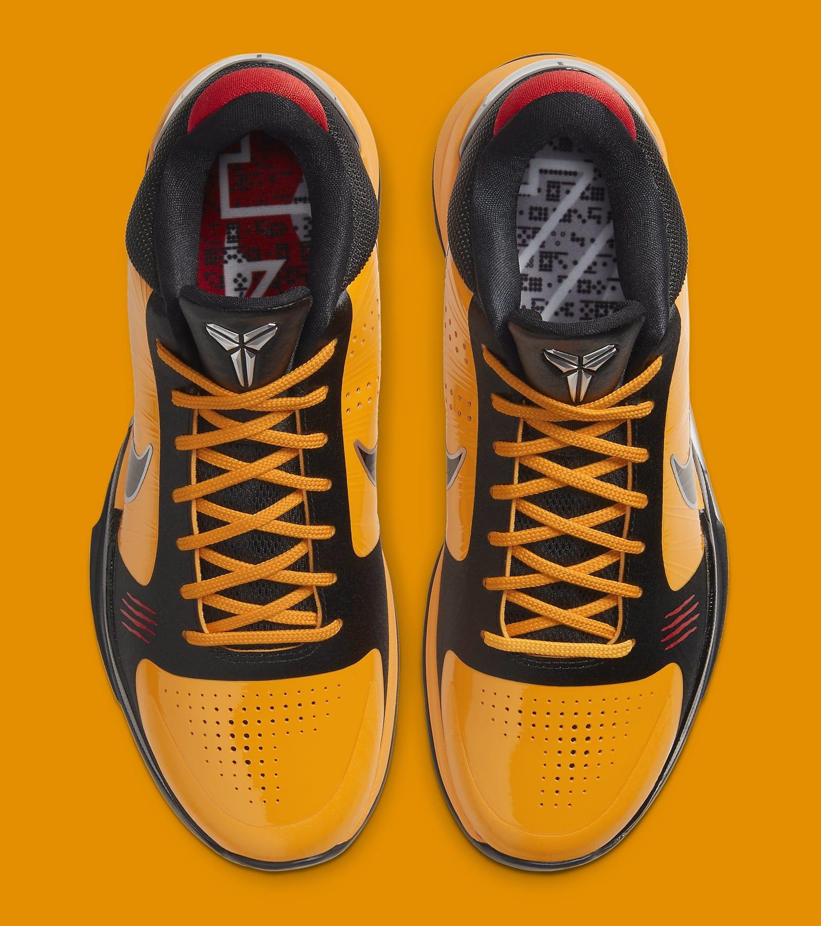 Nike Kobe 5 Protro 'Bruce Lee' CD4991-700 Top
