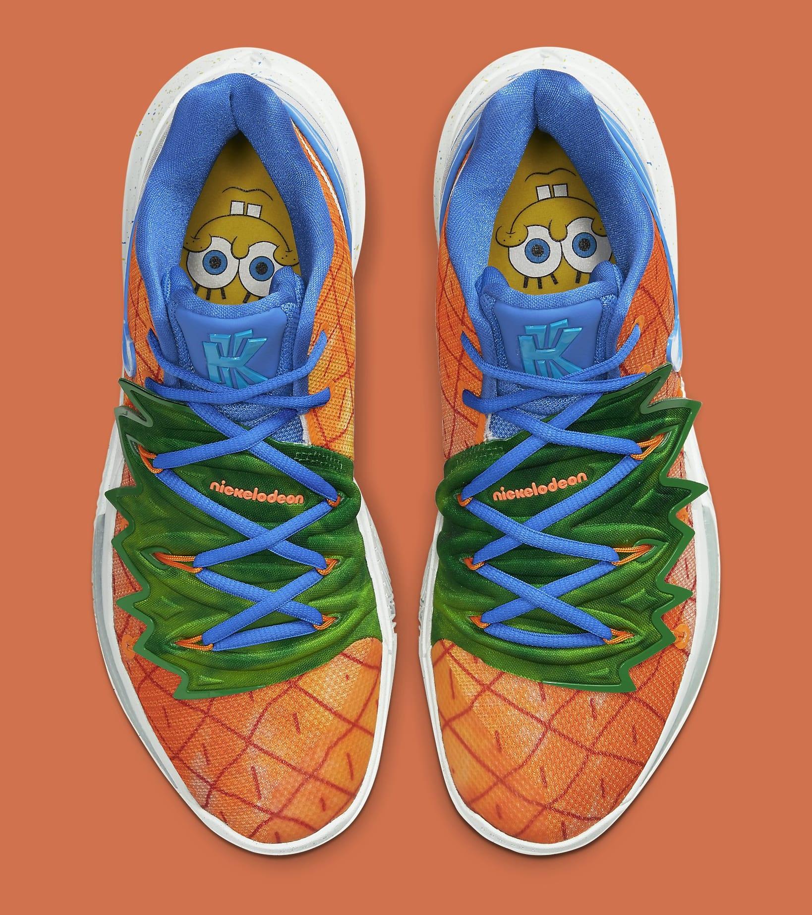 spongebob-nike-kyrie-5-pineapple-house-cj6951-800-top