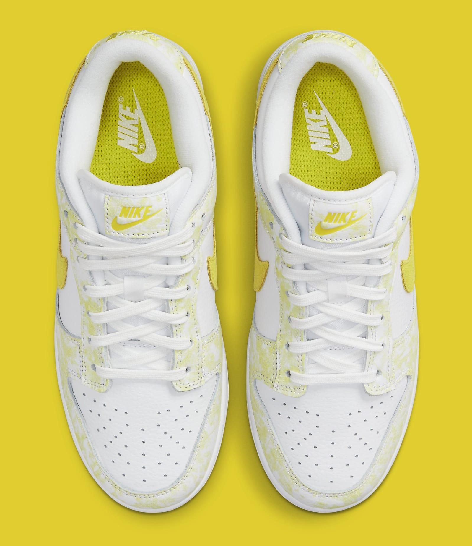 Nike Dunk Low 'Yellow Strike' DM9467-700 Top