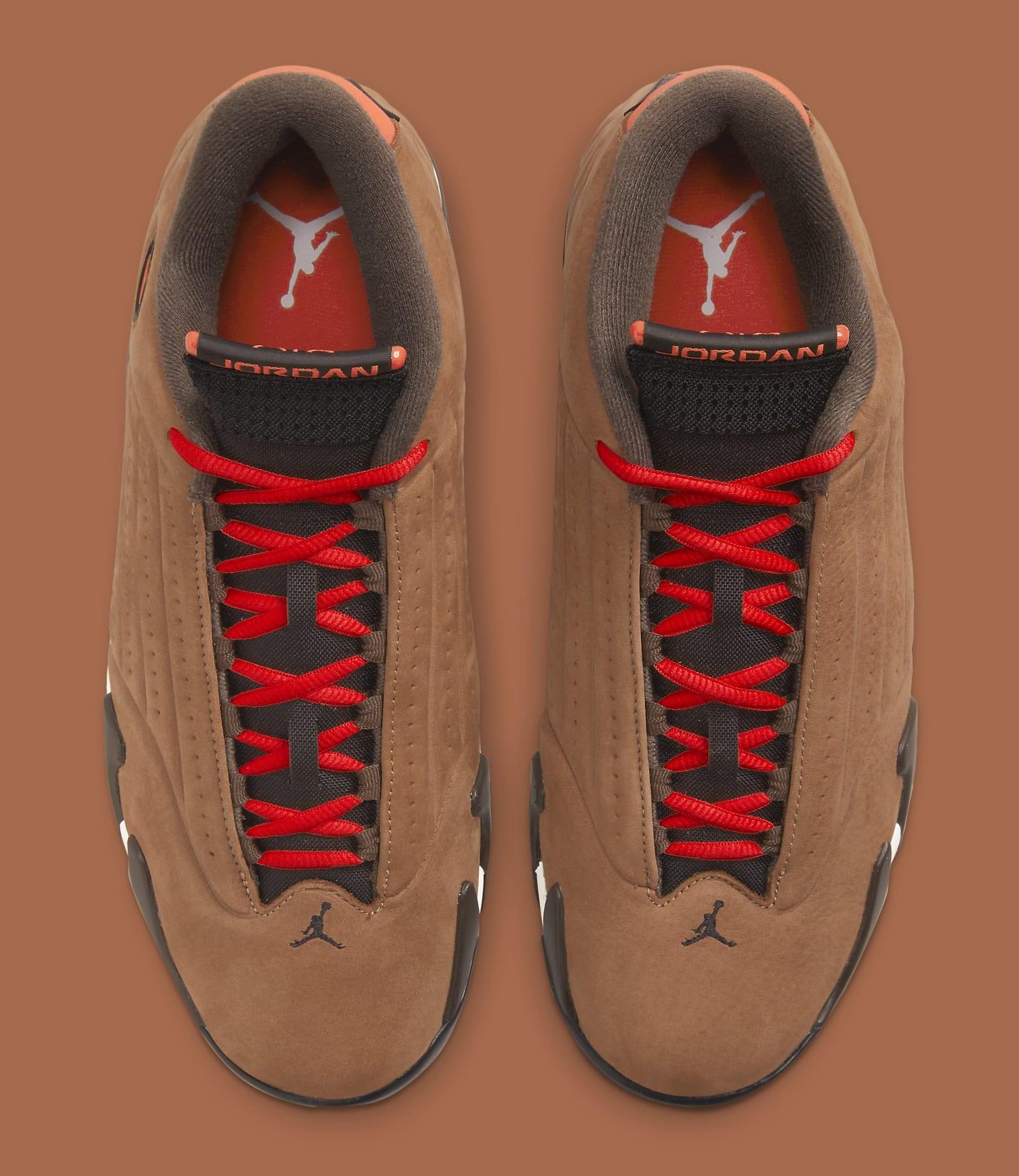 Air Jordan 14 'Winterized' DO9406 200 Top