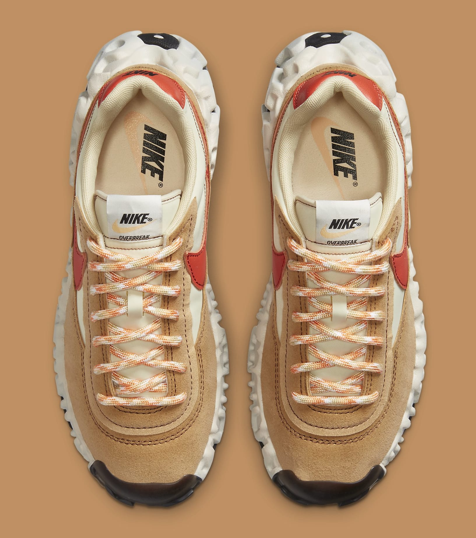 Nike OverBreak 'Mars Yard' DA9784-700 Top