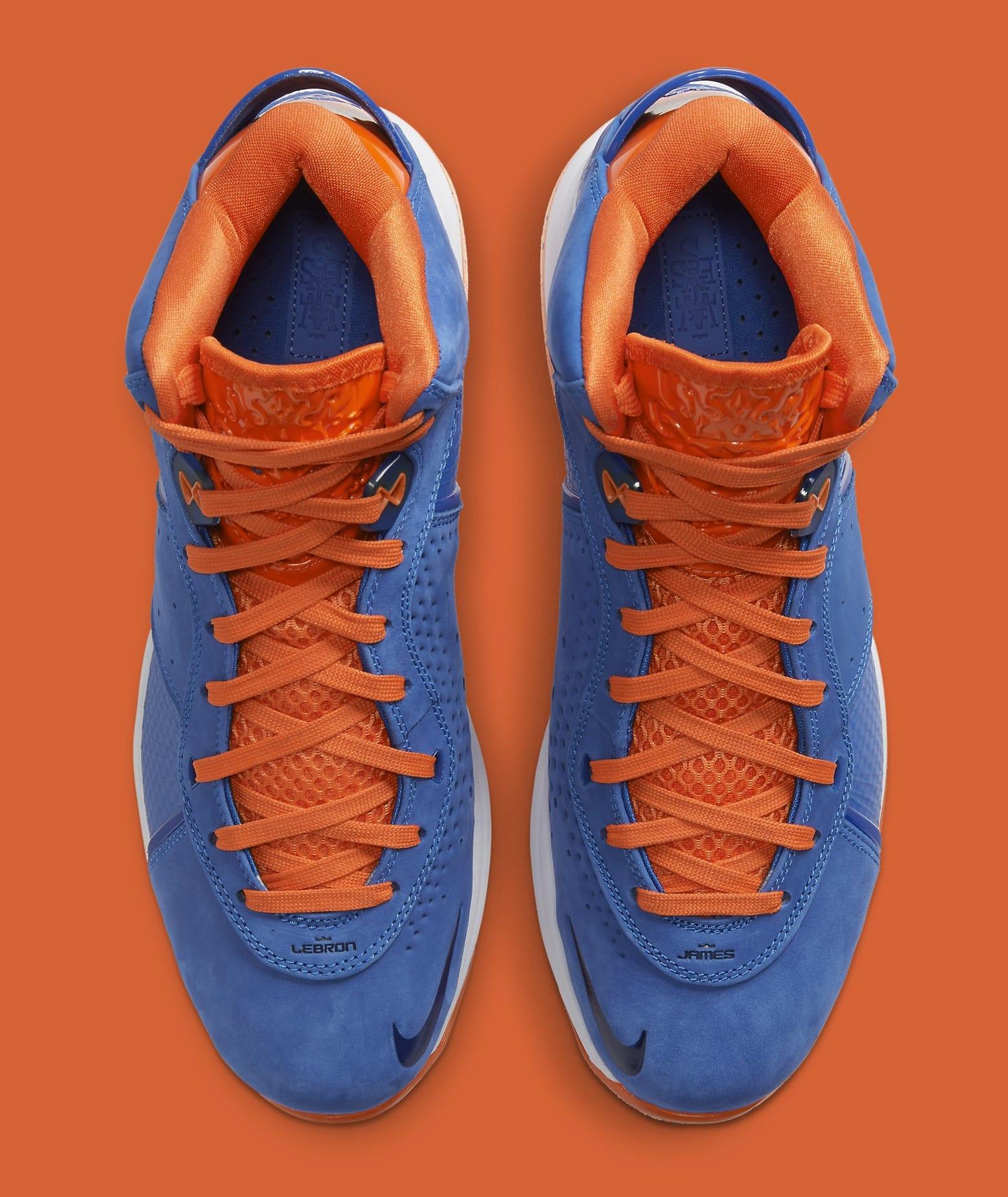 Nike LeBron 8 'HWC' CV1750-400 Top