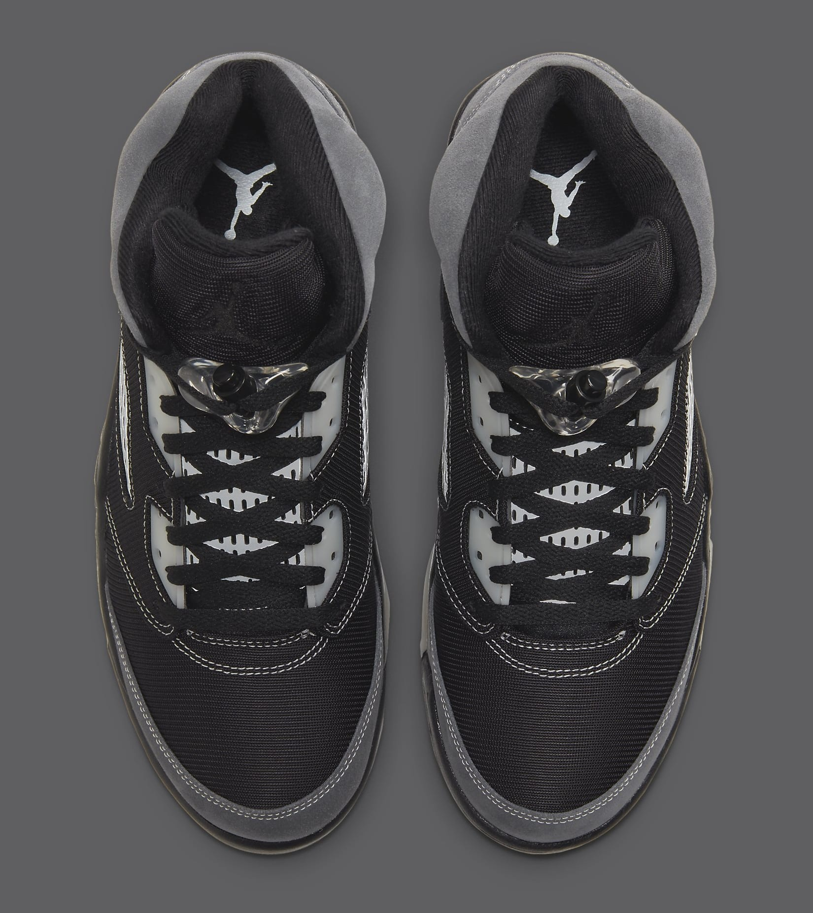 Air Jordan 5 Retro 'Anthracite' DB0731-001 Top