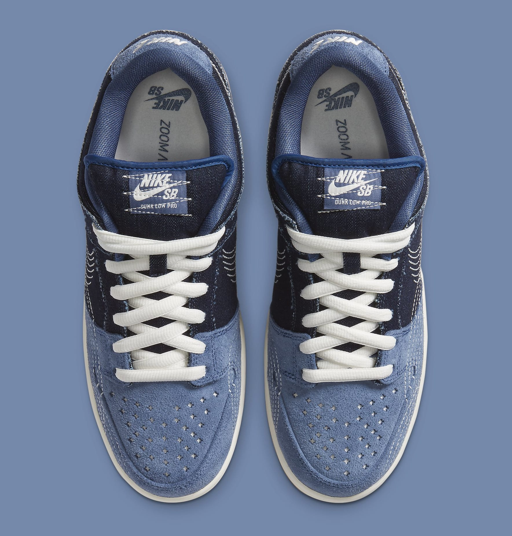 Nike SB Dunk Low 'Sashiko' CV0316-400 Top