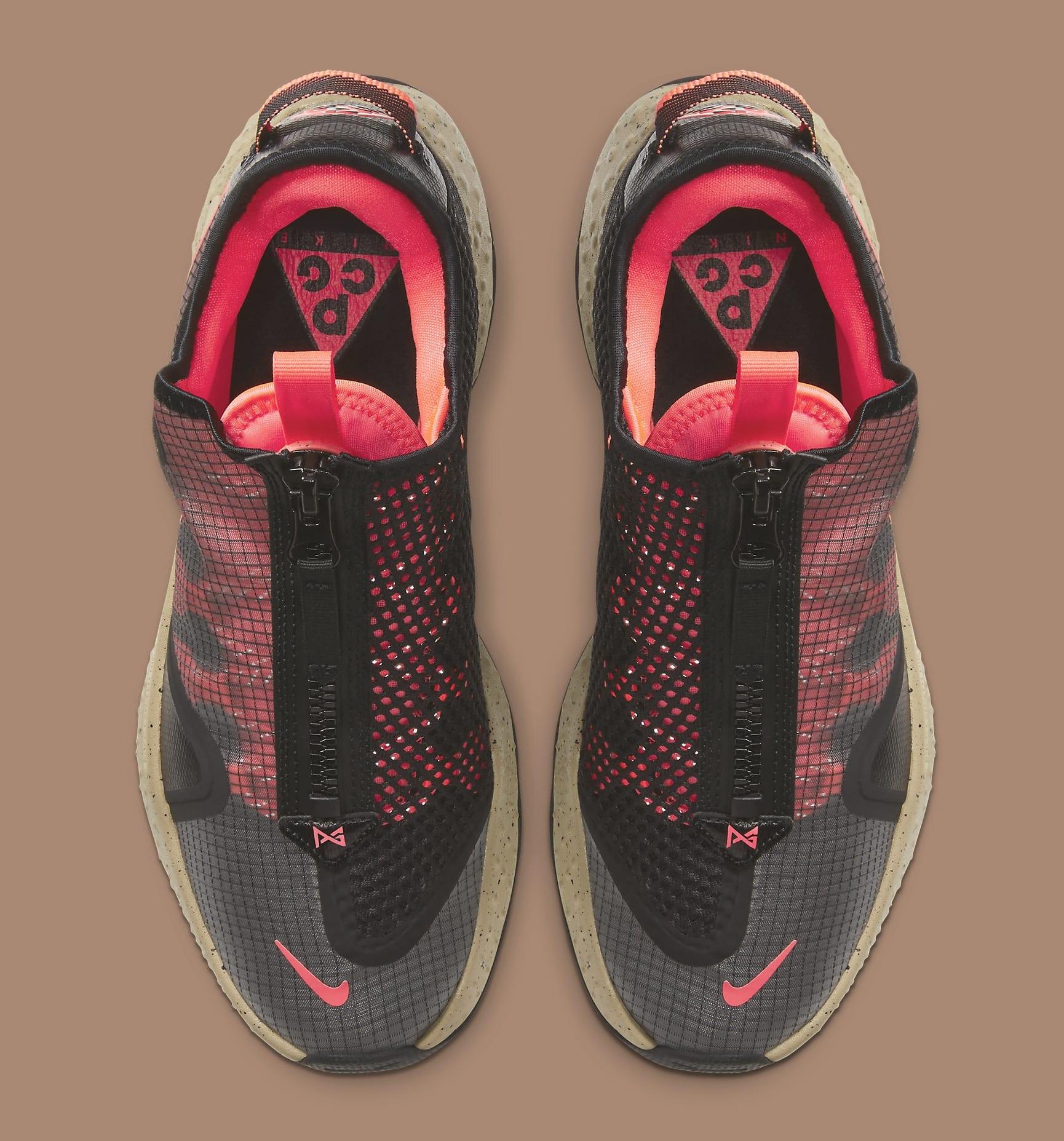 Nike PG 4 'PCG' CZ2241-900 Top
