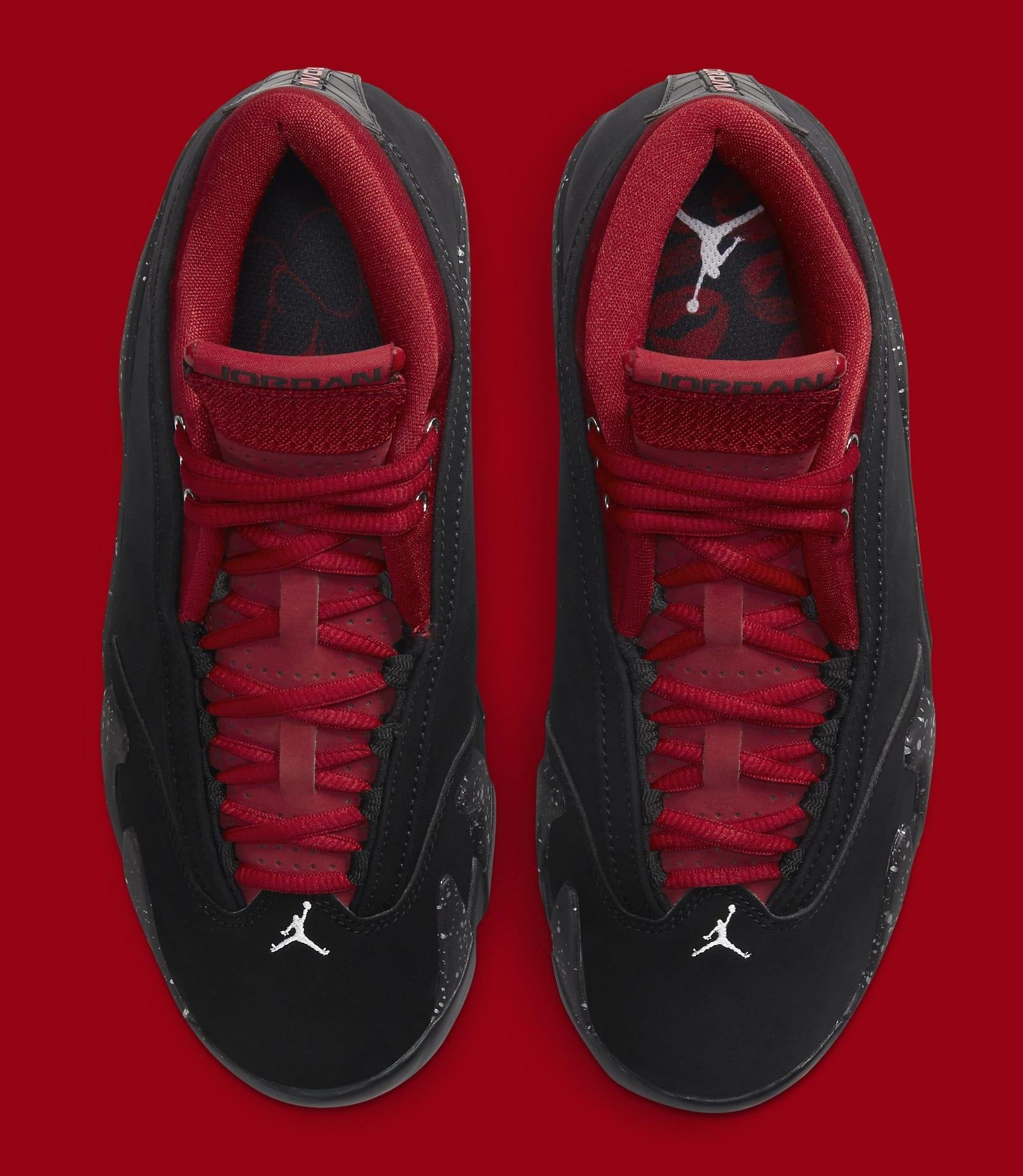 Air Jordan 14 Low Women's 'Red Lipstick' DH4121-006 Top