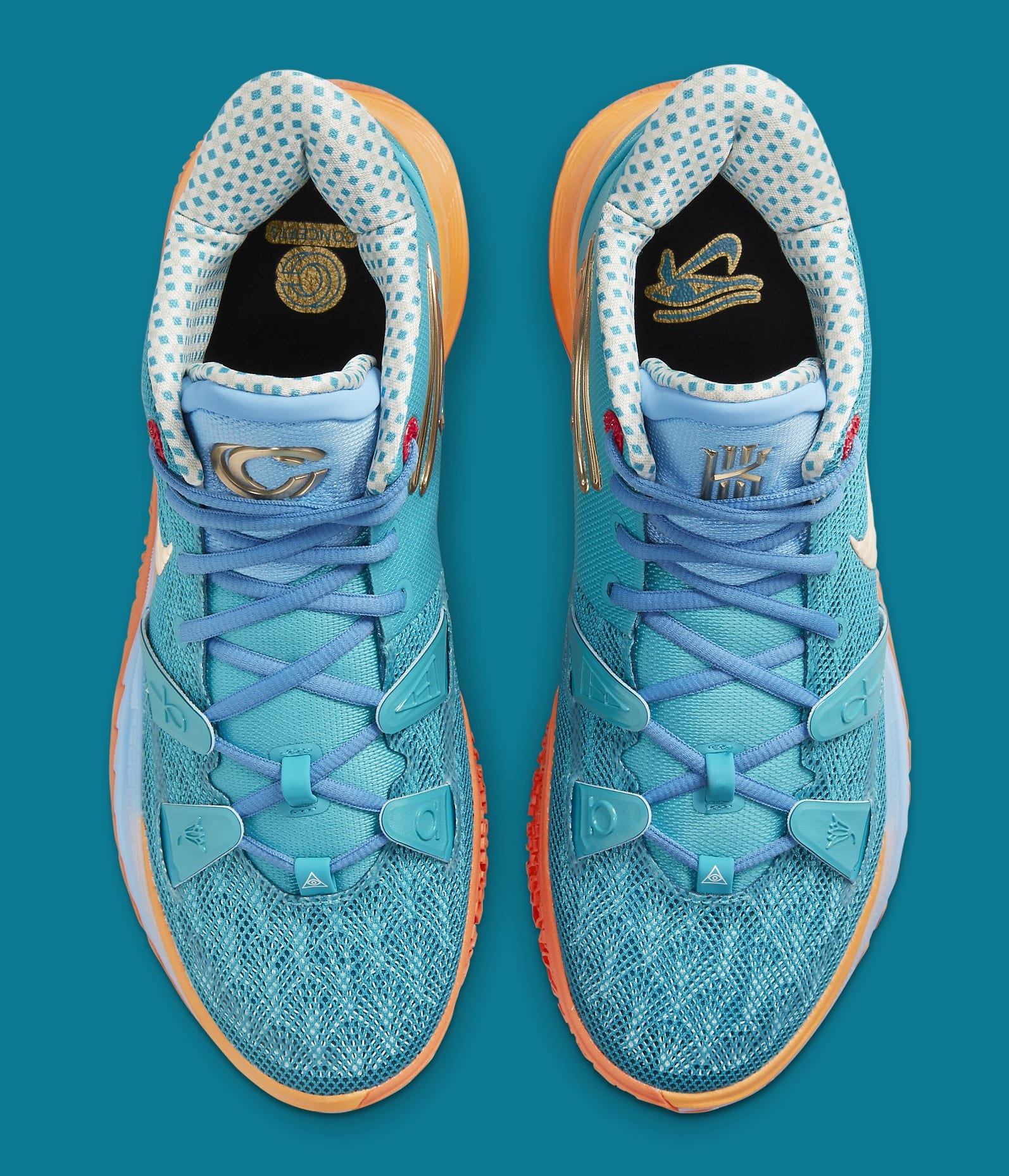 Concepts x Nike Kyrie 7 CT1137-900 Top