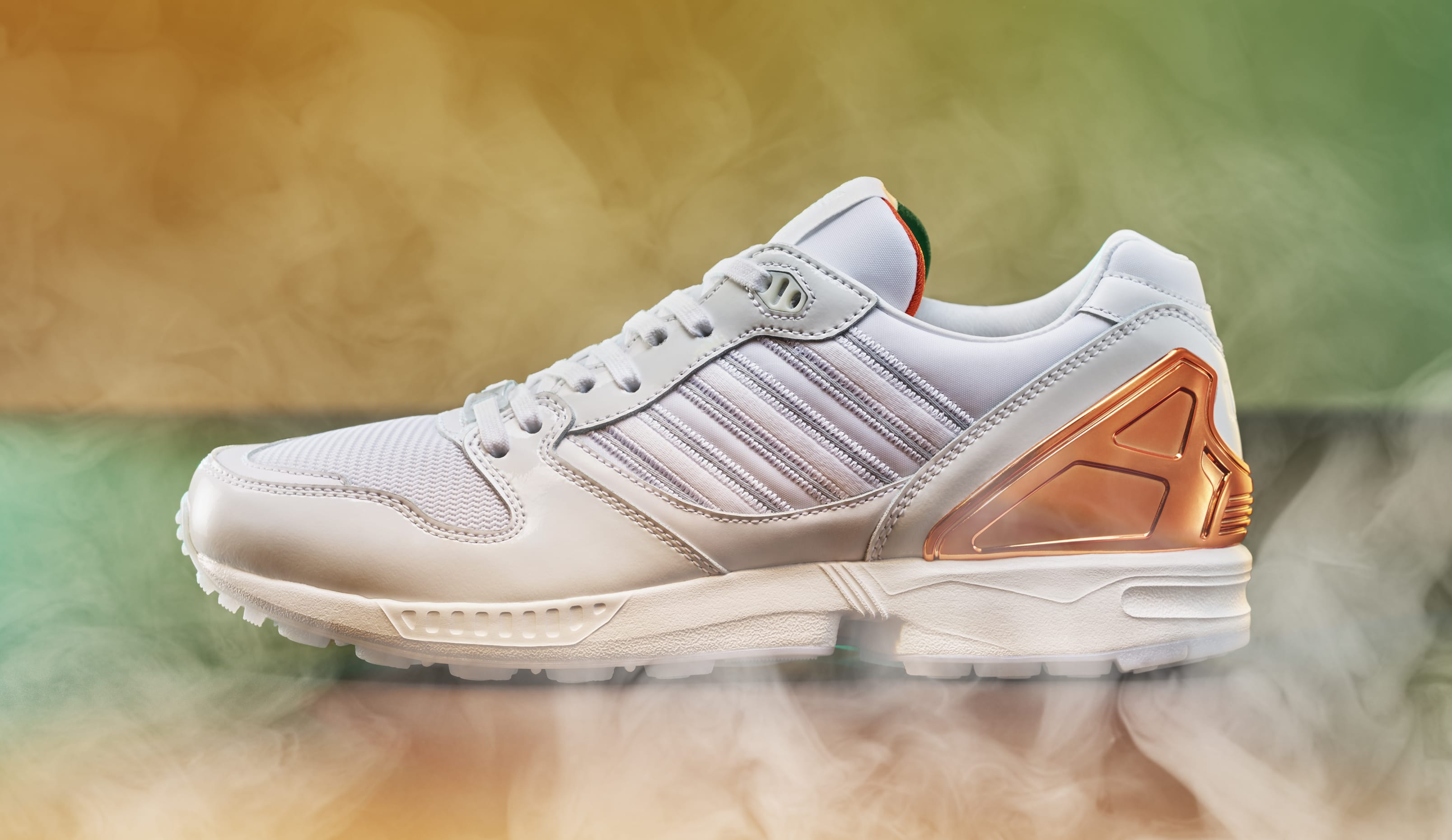 Adidas ZX 5000 'The Miami University' Lateral