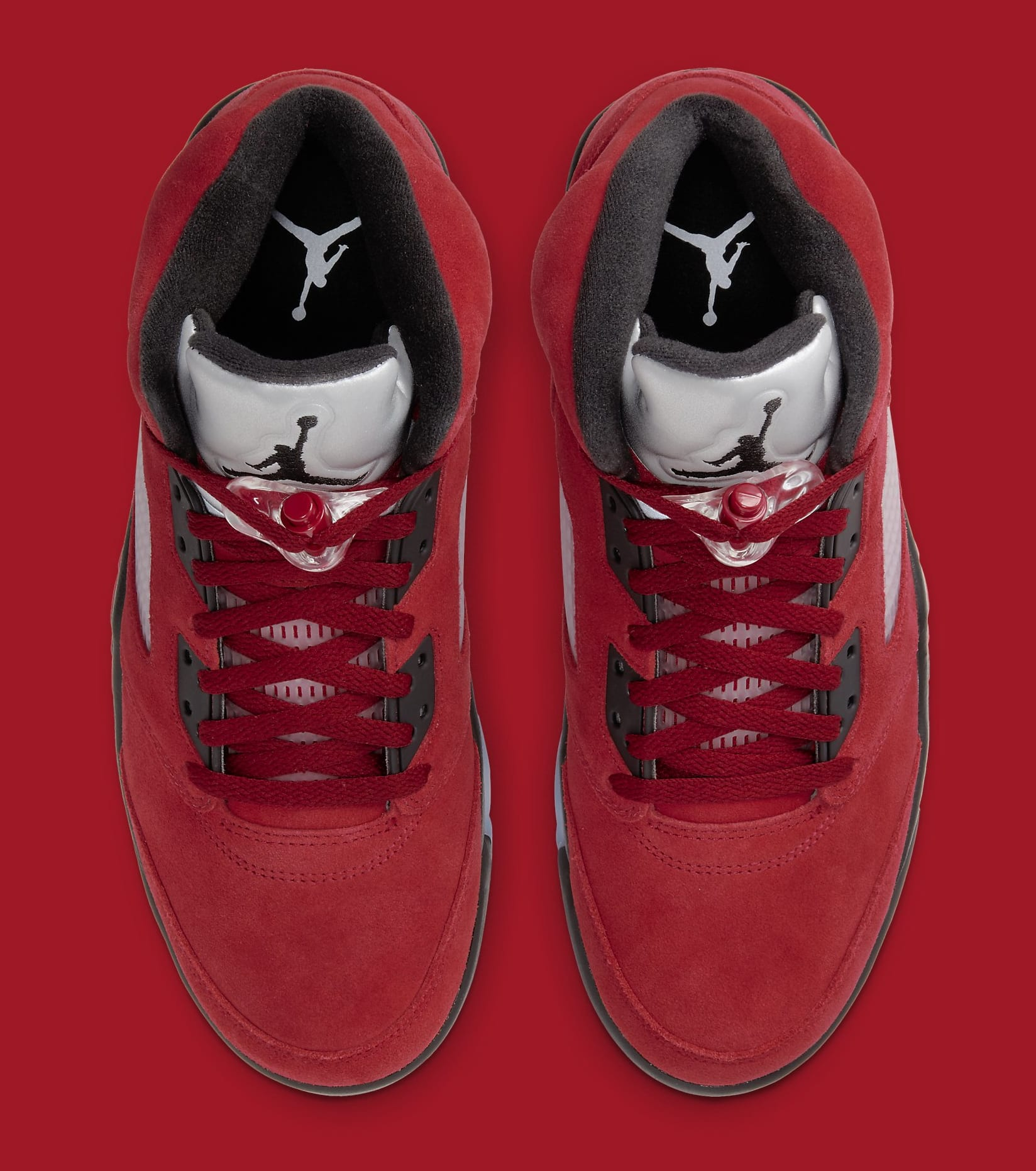 Air Jordan 5 Retro 'Raging Bull' 2021 DD0587-600 Top