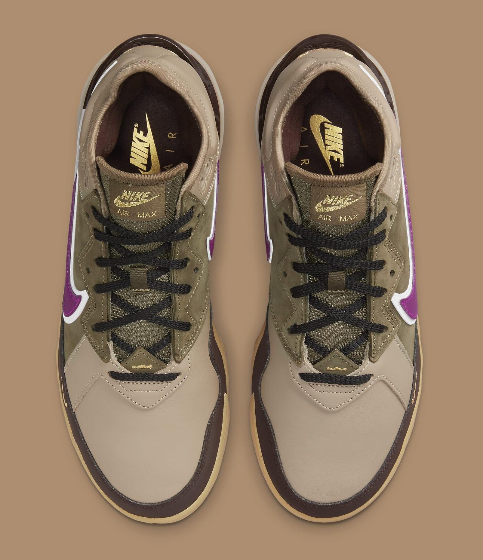 Atmos x Nike LeBron 18 Low 'Viotech' CW5635-200 Top