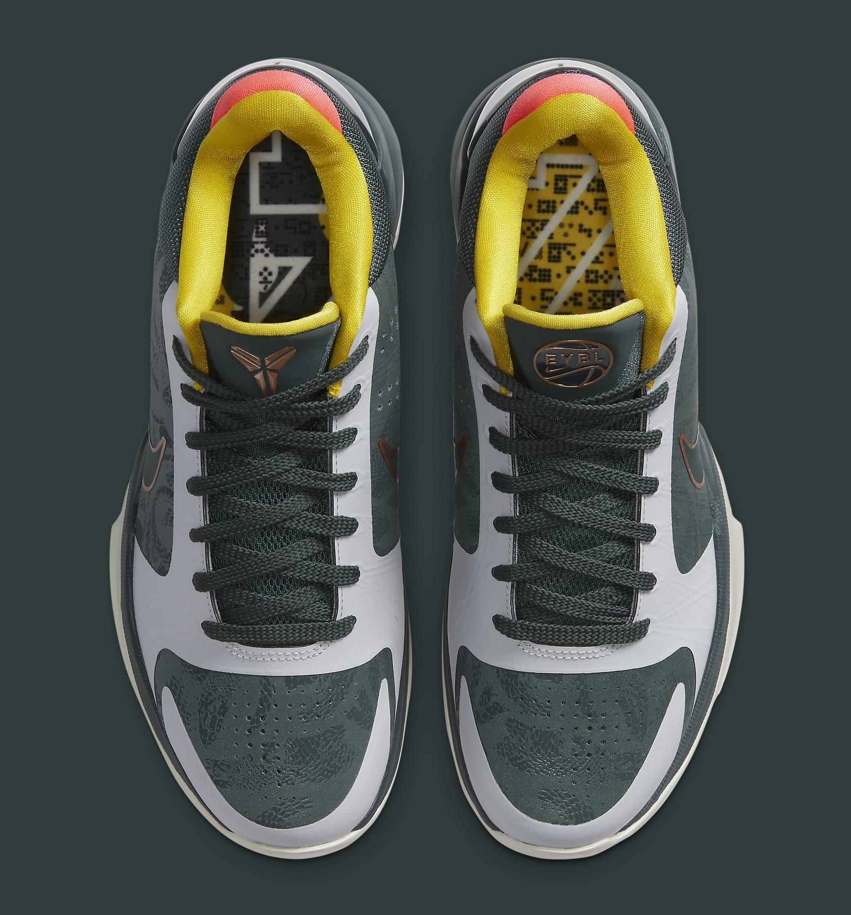 Nike Kobe 5 Protro 'EYBL' CD4991-300 Top