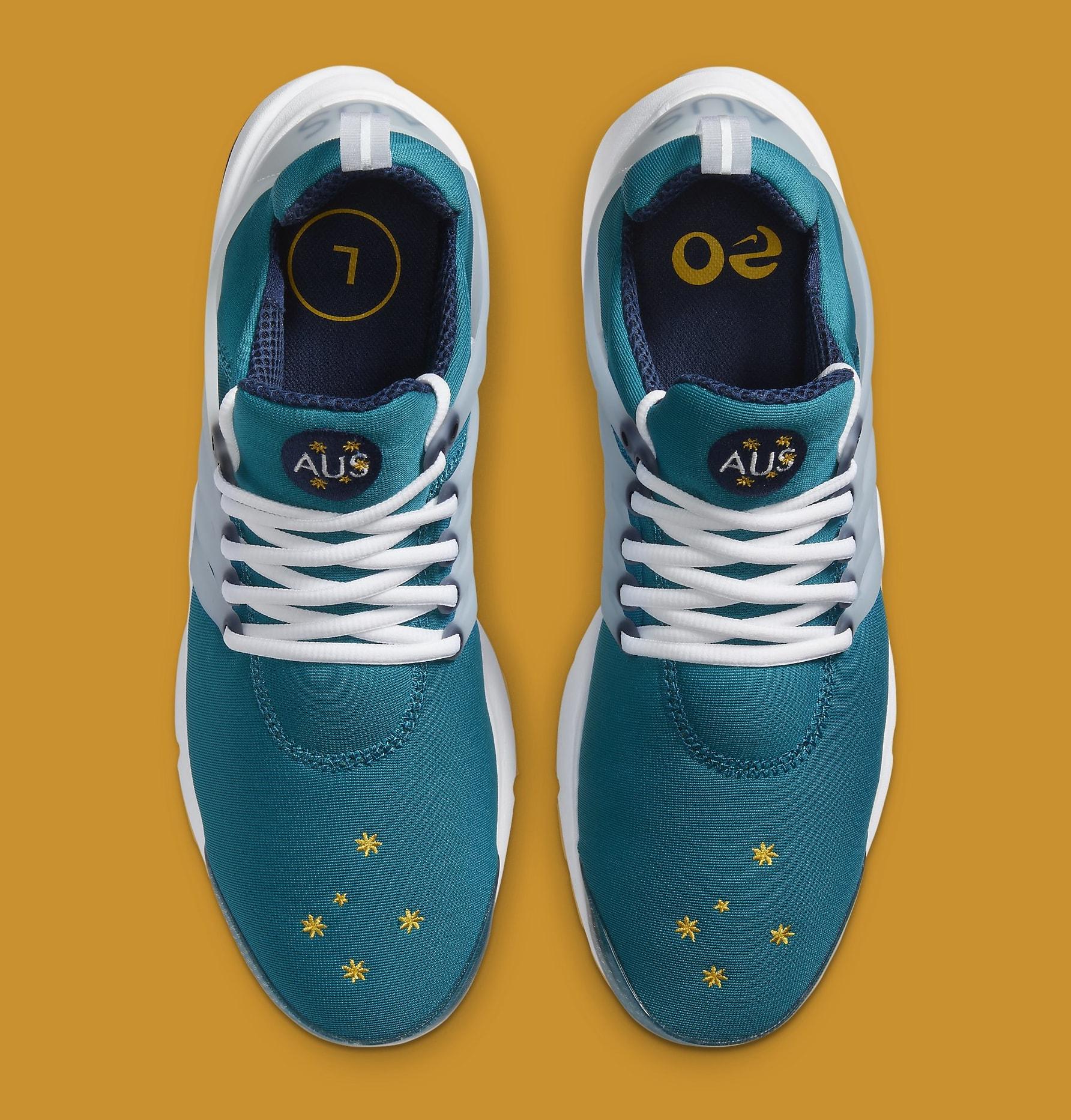 Nike Air Presto 'Australia' 2020 CJ1229-301 Top