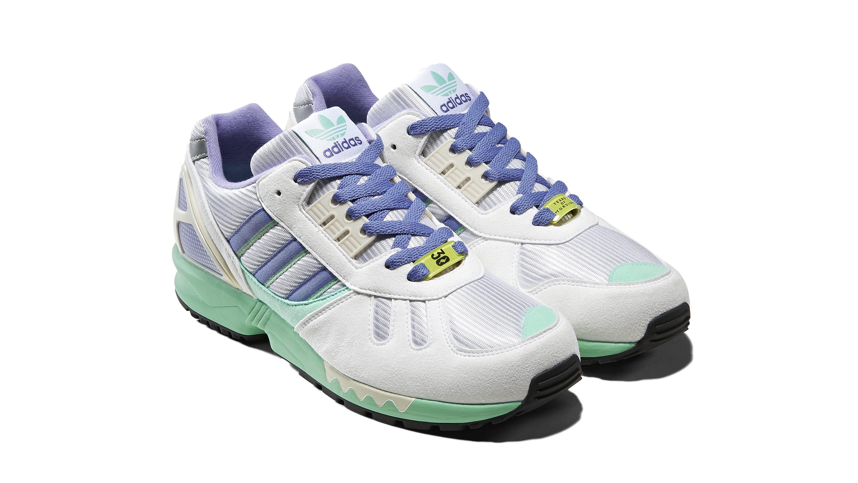 revendeur f71ec a91e0 Adidas ZX 5000 ZX 6000 ZX 7000 ZX 9000 '30 Years of Torsion ...