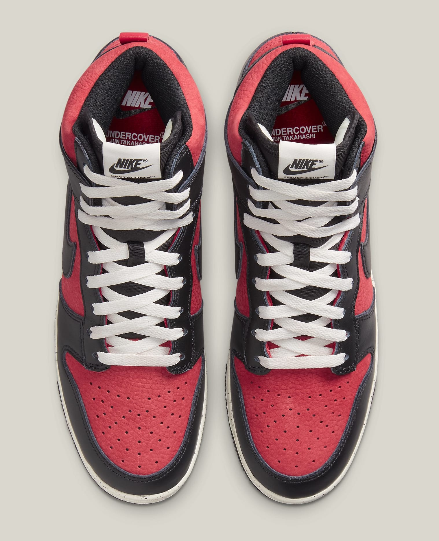 Undercover x Nike Dunk High 1985 'Gym Red' DD9401-600 Top