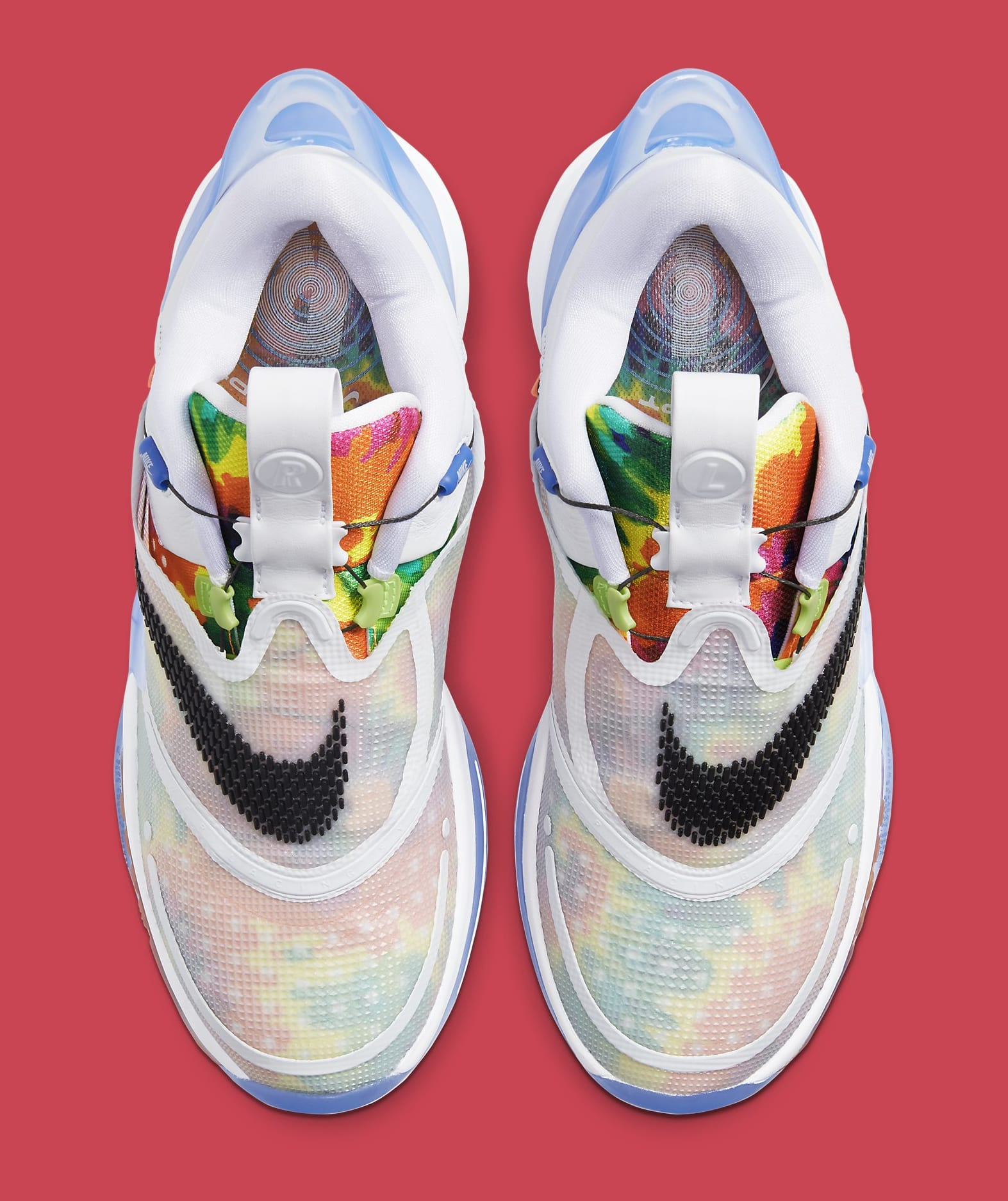 Nike Adapt BB 2.0 'Tie-Dye' BQ5397-100 Top