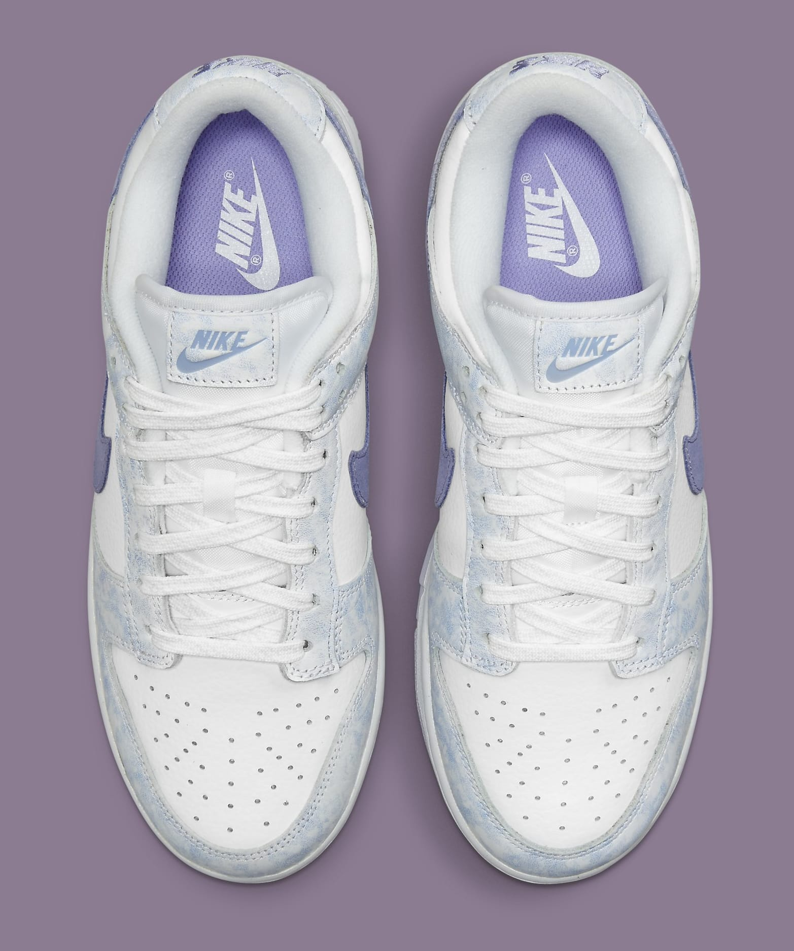 Nike Dunk Low Women's 'Purple Pulse' DM9467-500 Top