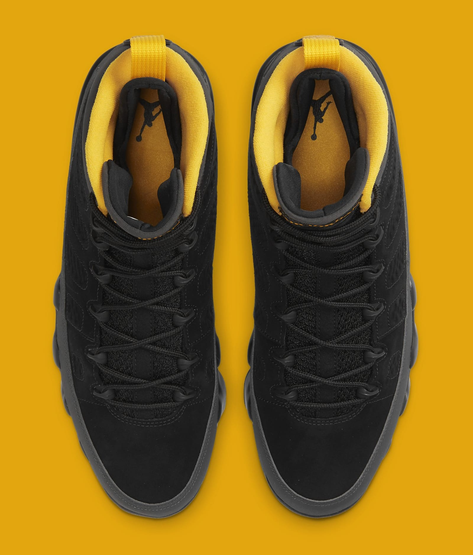 Air Jordan 9 Retro 'University Gold' CT8019-070 Top