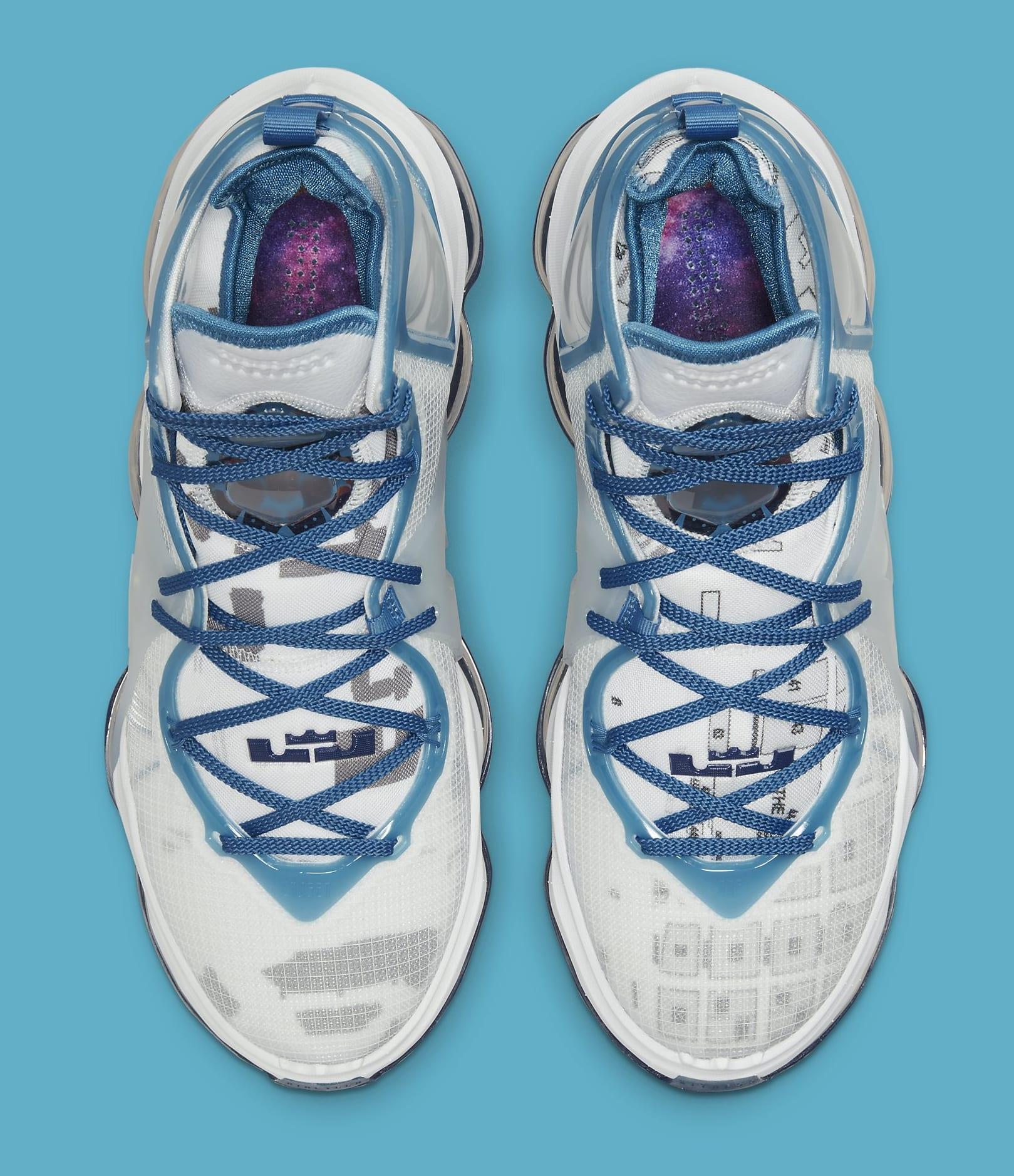 Nike LeBron 19 'Space Jam' DC9338-100 Top