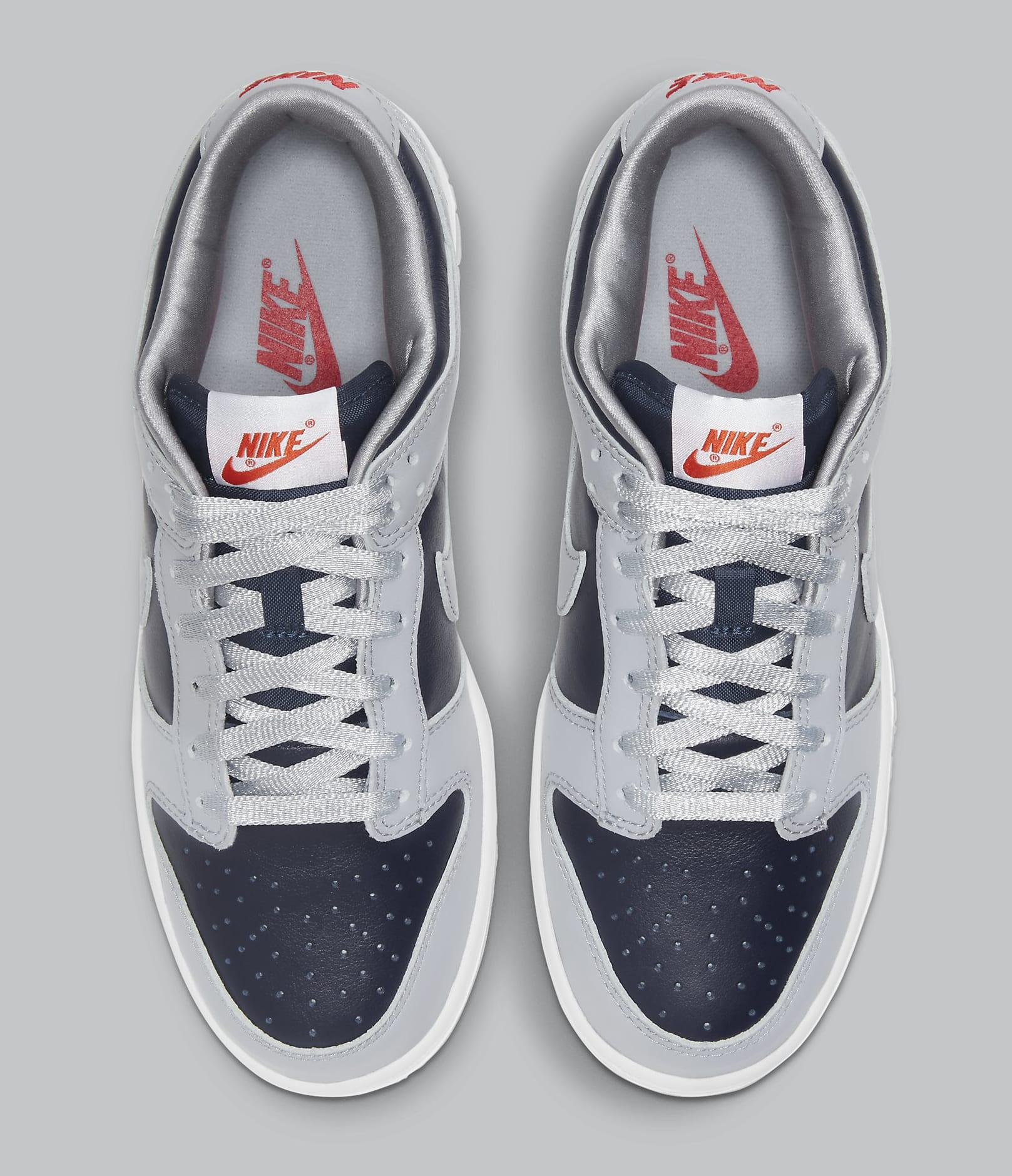 Nike Dunk Low Women's 'College Navy' DD1768-400 Top