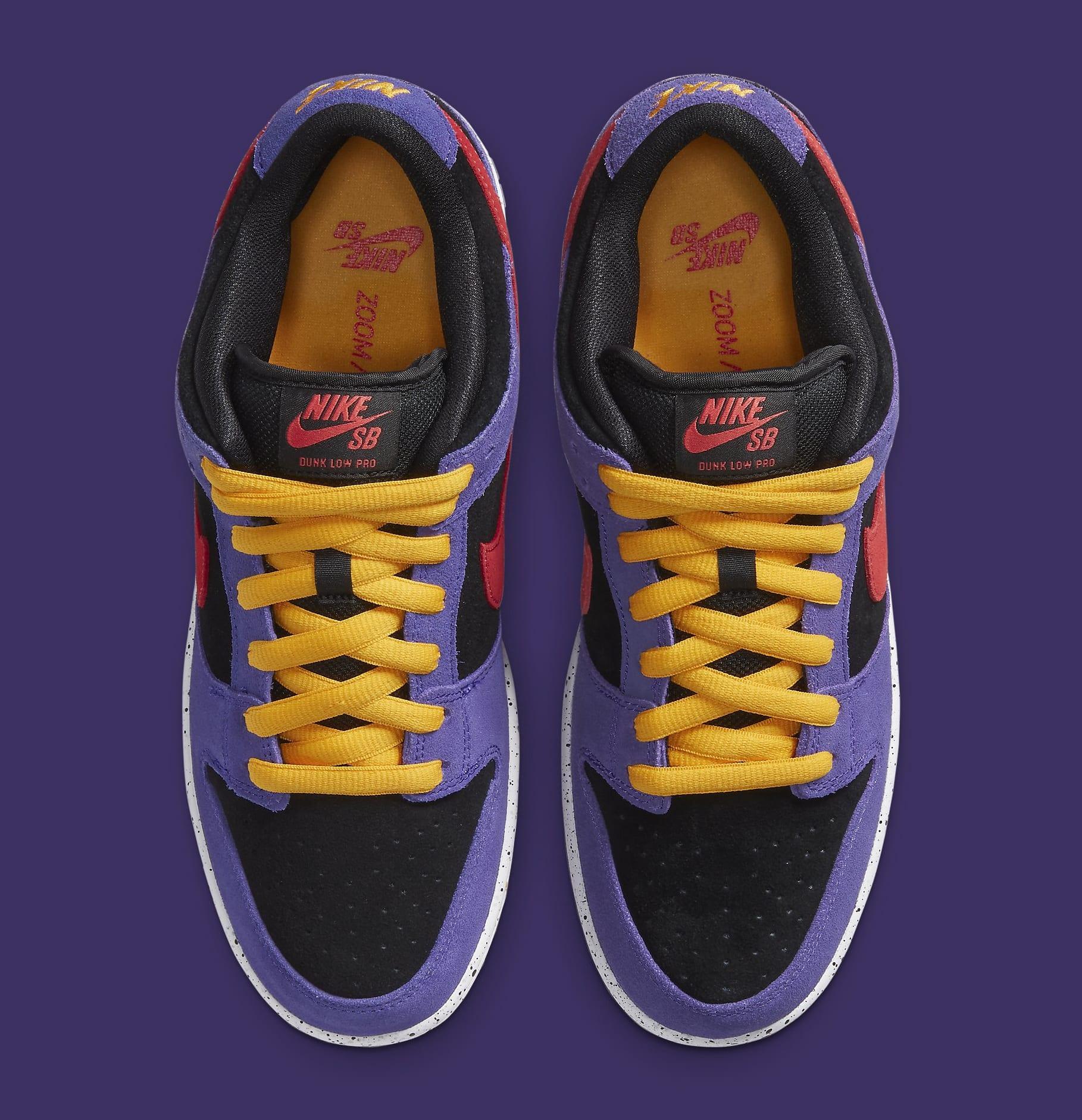 Nike SB Dunk Low 'ACG' BQ6817-008 Top