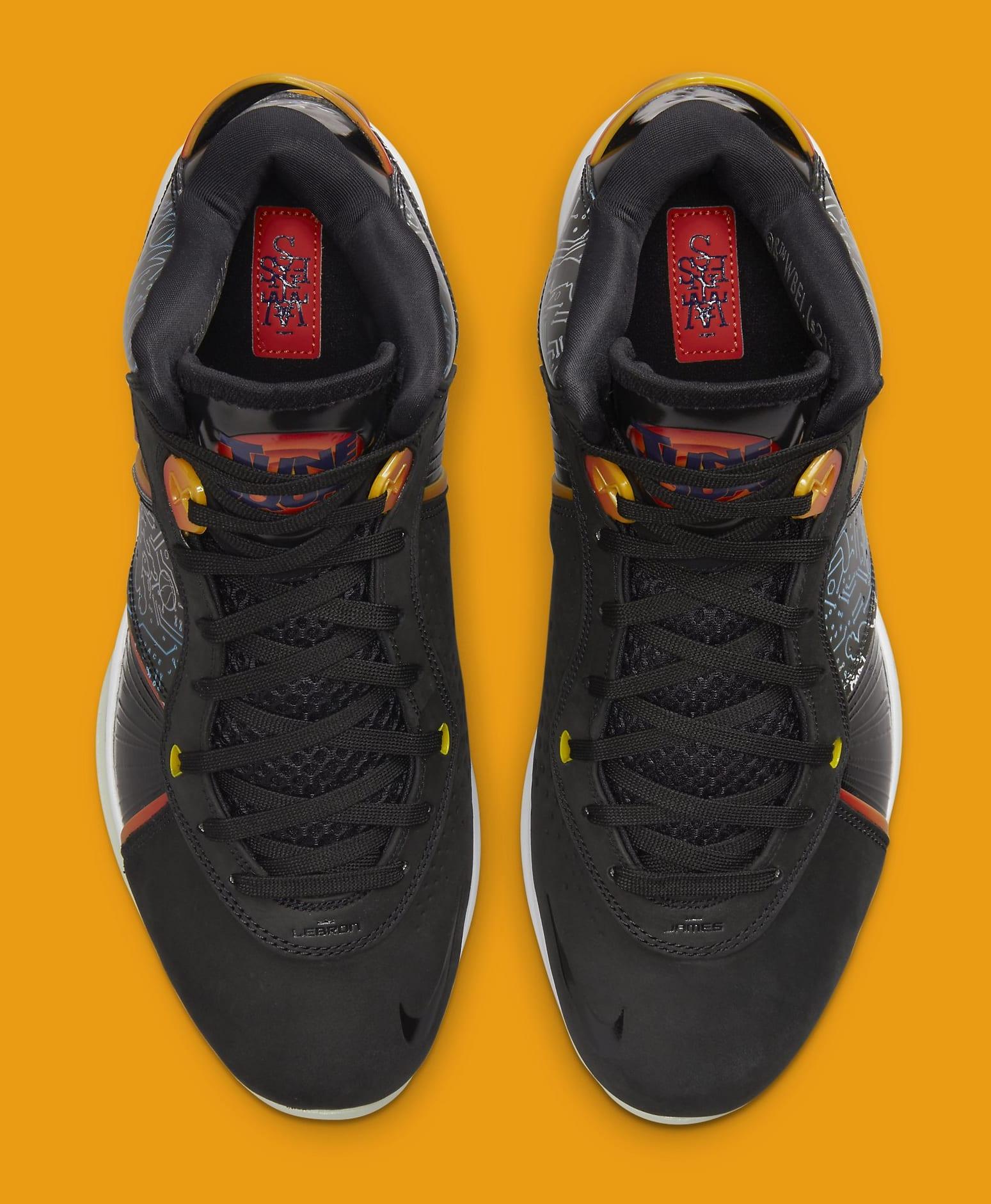 Nike LeBron 8 'Space Jam' DB1732-001 Top