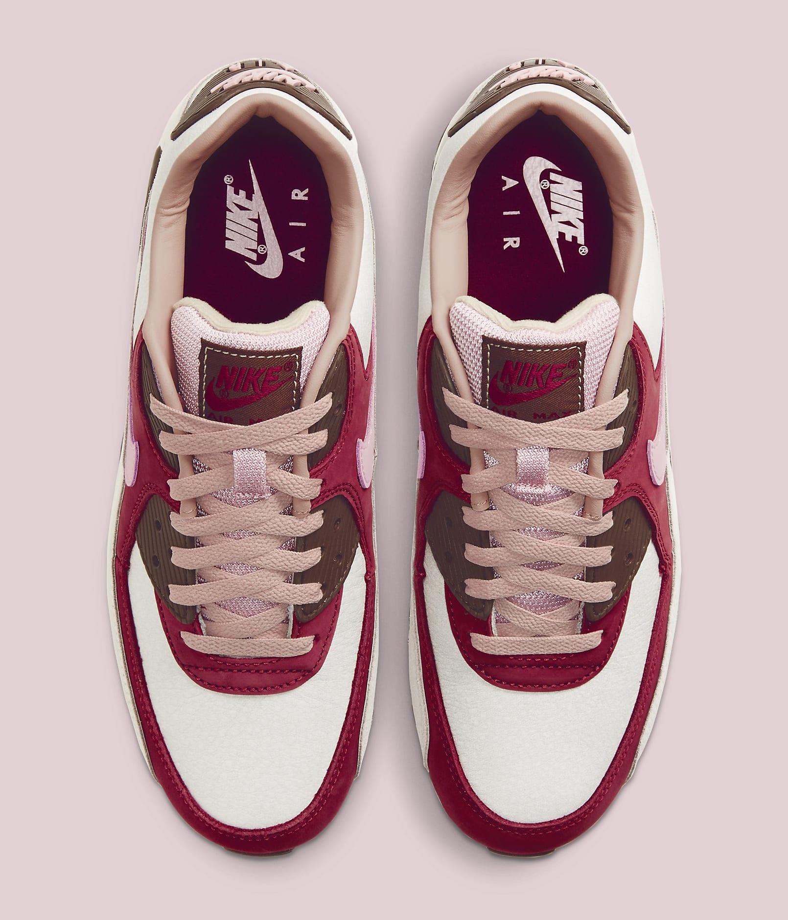 Nike Air Max 90 'Bacon' CU1816-100 Top