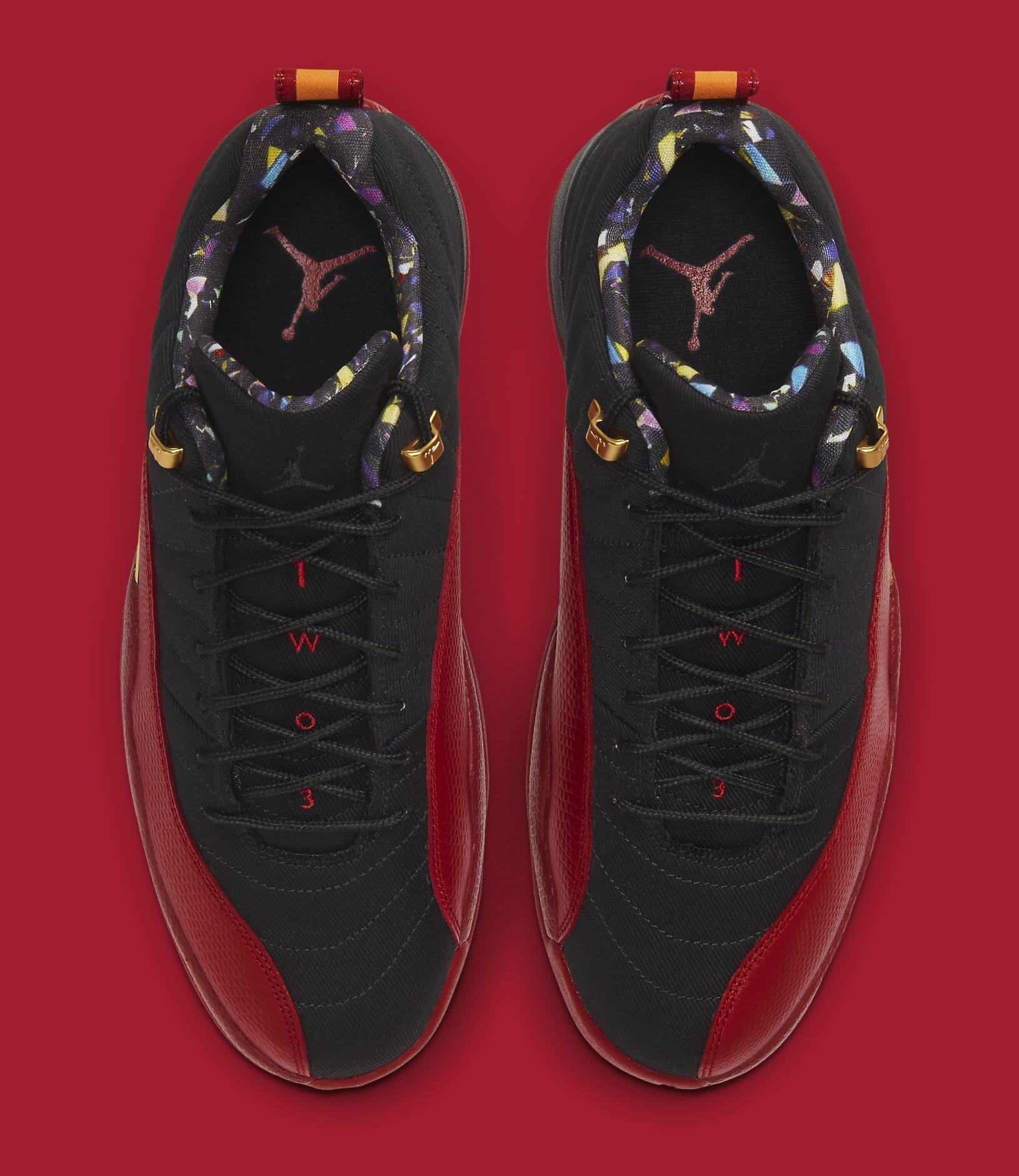 Air Jordan 12 Retro Low 'Super Bowl' DC1059-001 Top