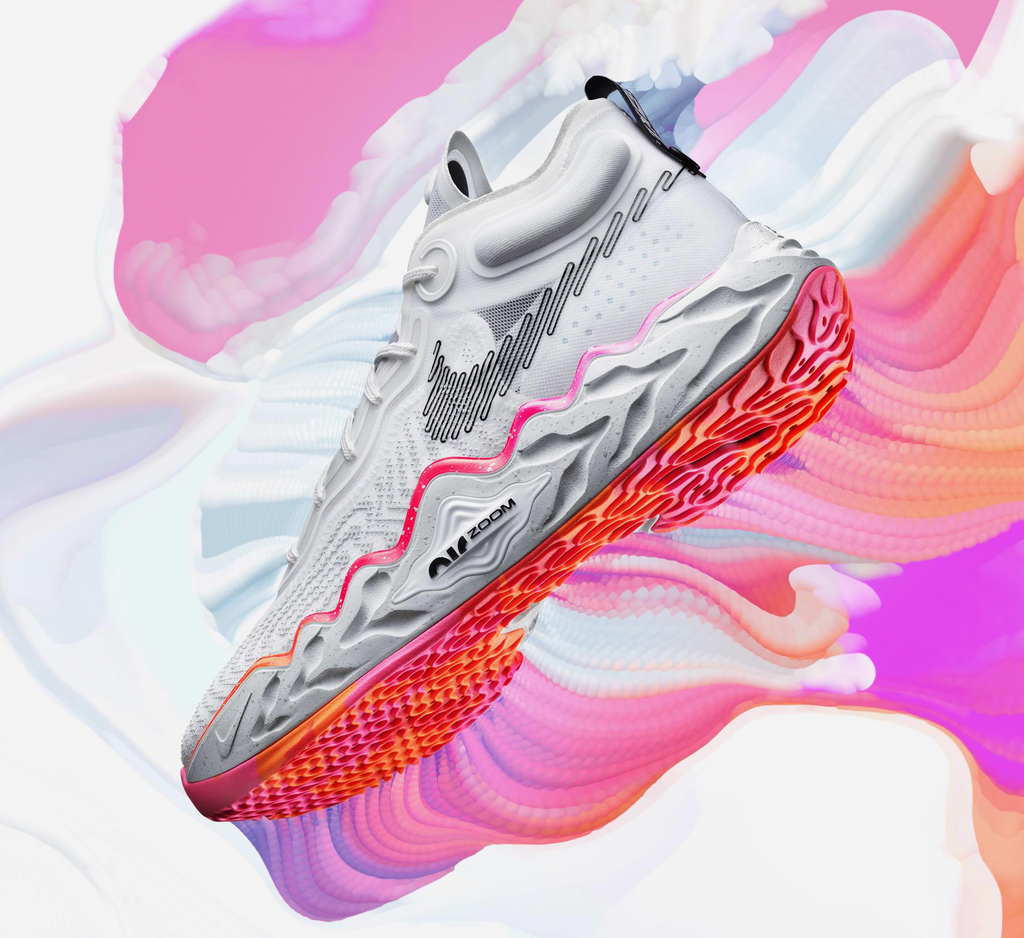 Nike Air Zoom GT Run 'Rawdacious'