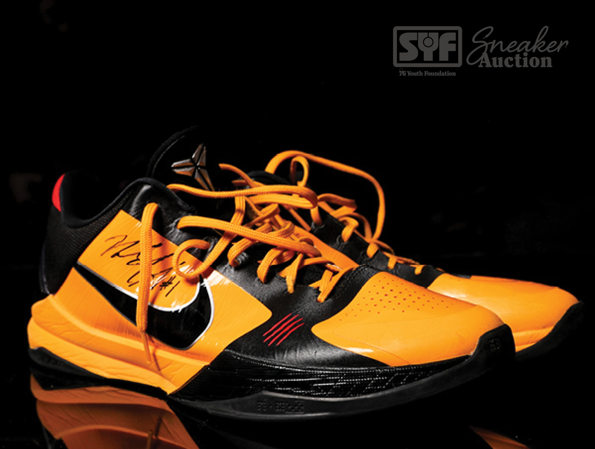 Mike Scott Nike Kobe 5 Protro