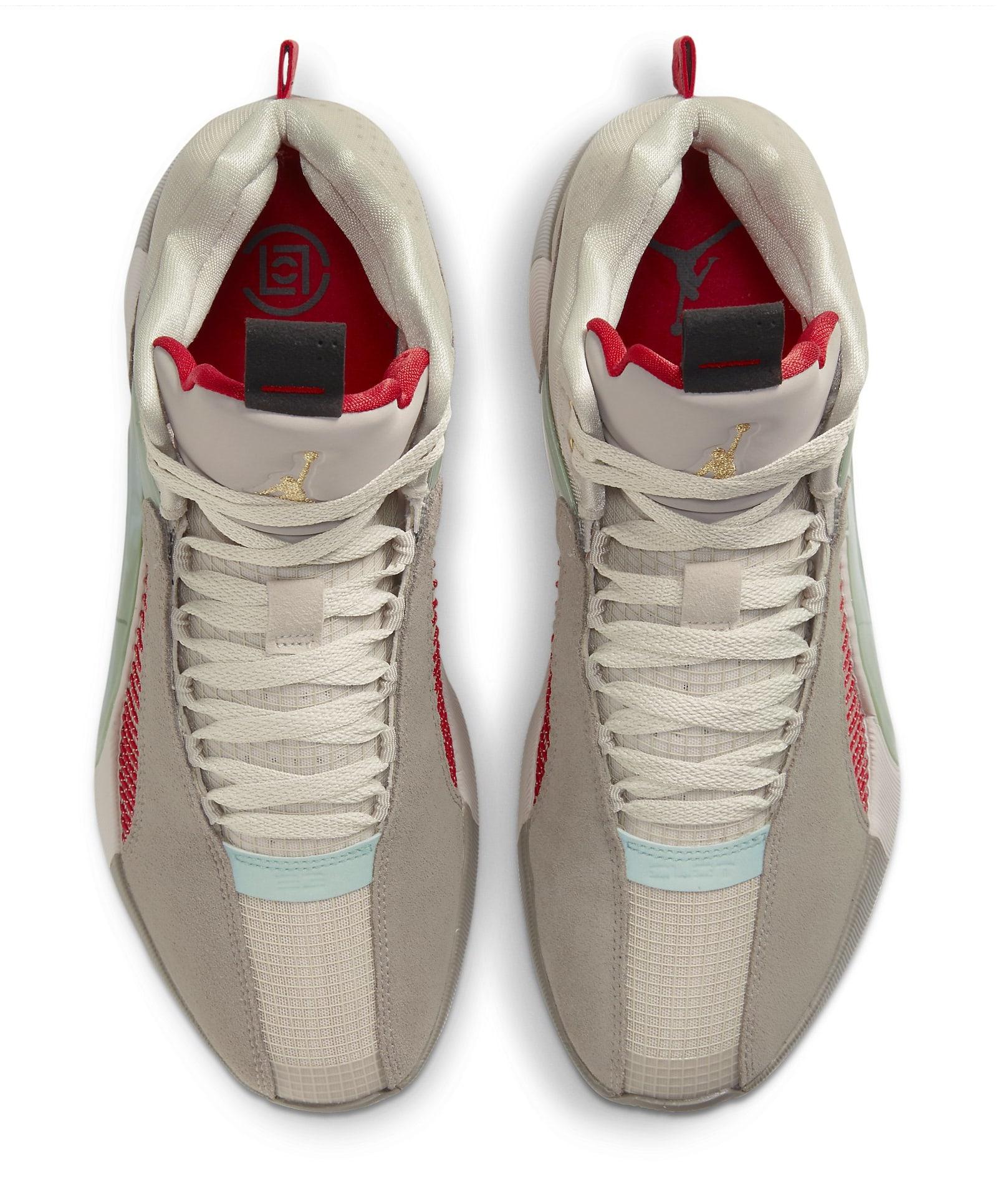 CLOT x Air Jordan 35 DD9322-200 Top