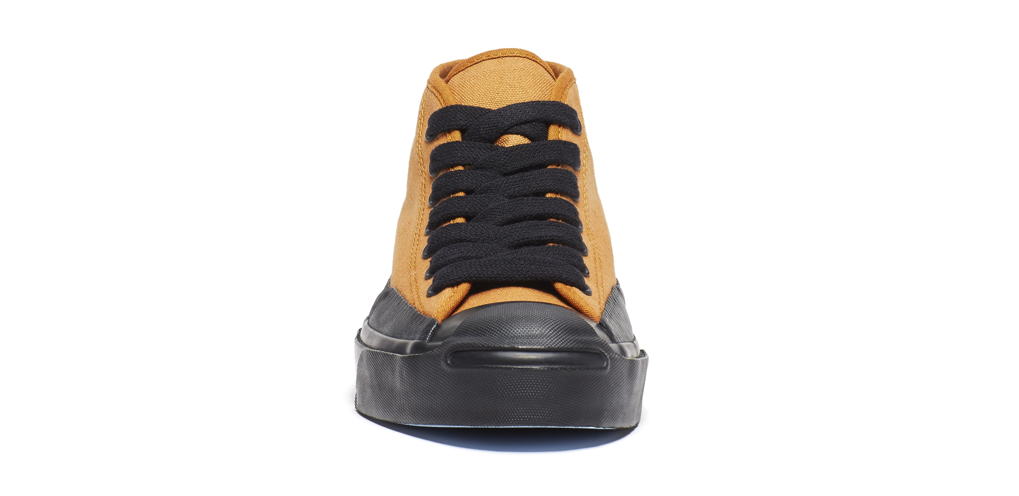 ASAP Nast x Converse Jack Purcell Chukka Mid 'Pumpkin Spice' 164664C (Toe)