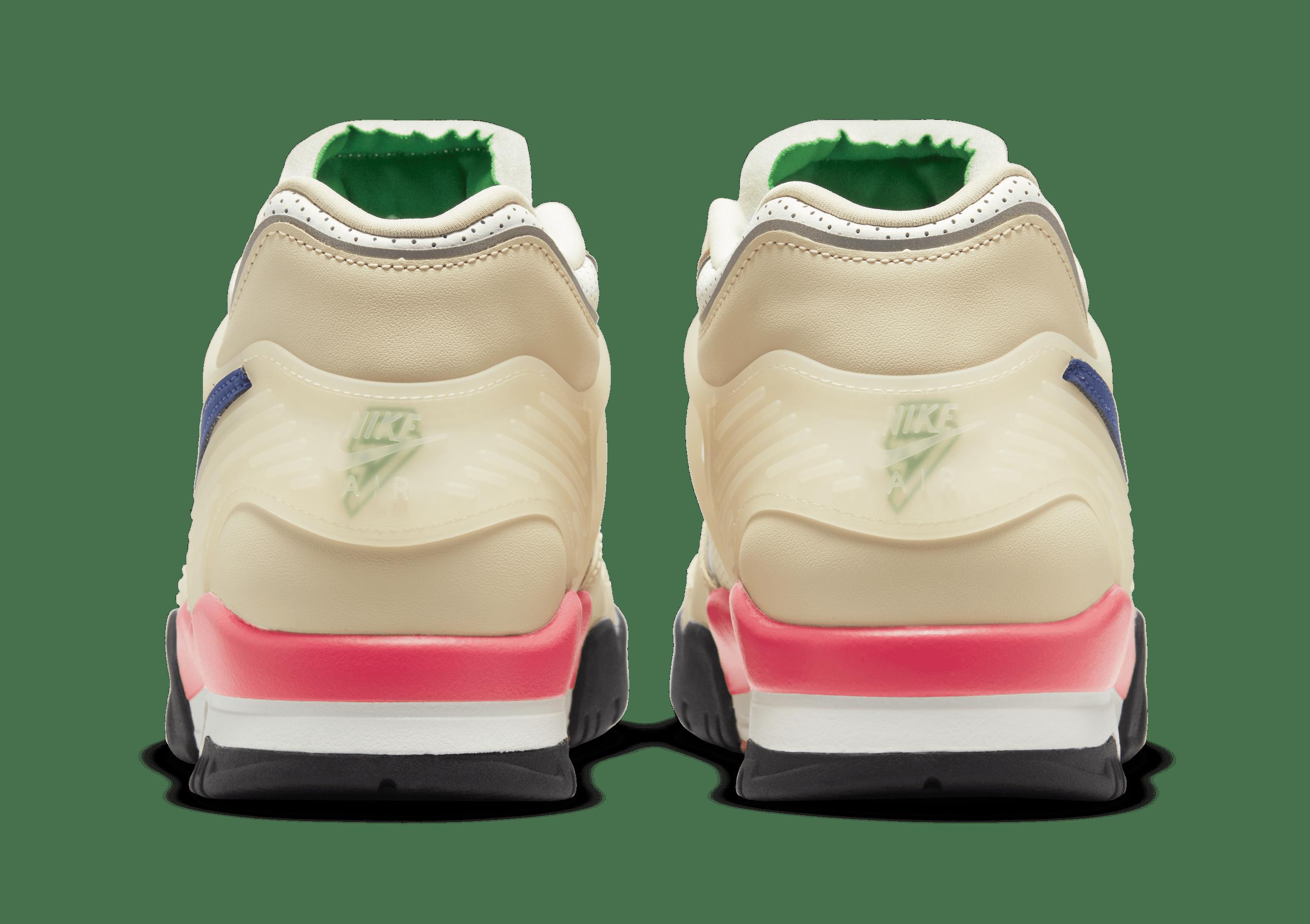 Nike Saquon Air Trainer III DA5403-200 Heel