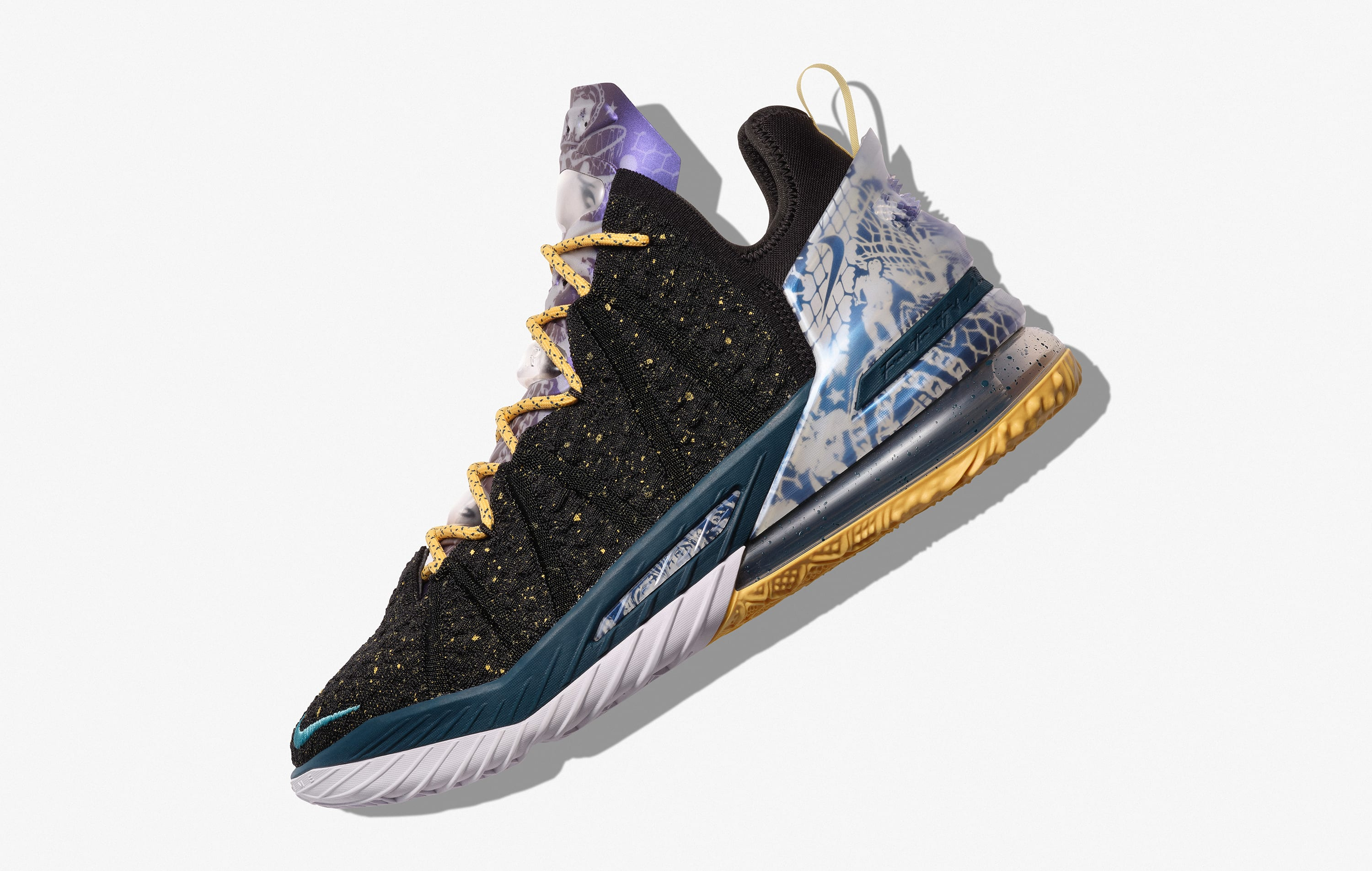 Nike LeBron 18 'Reflections' Lateral