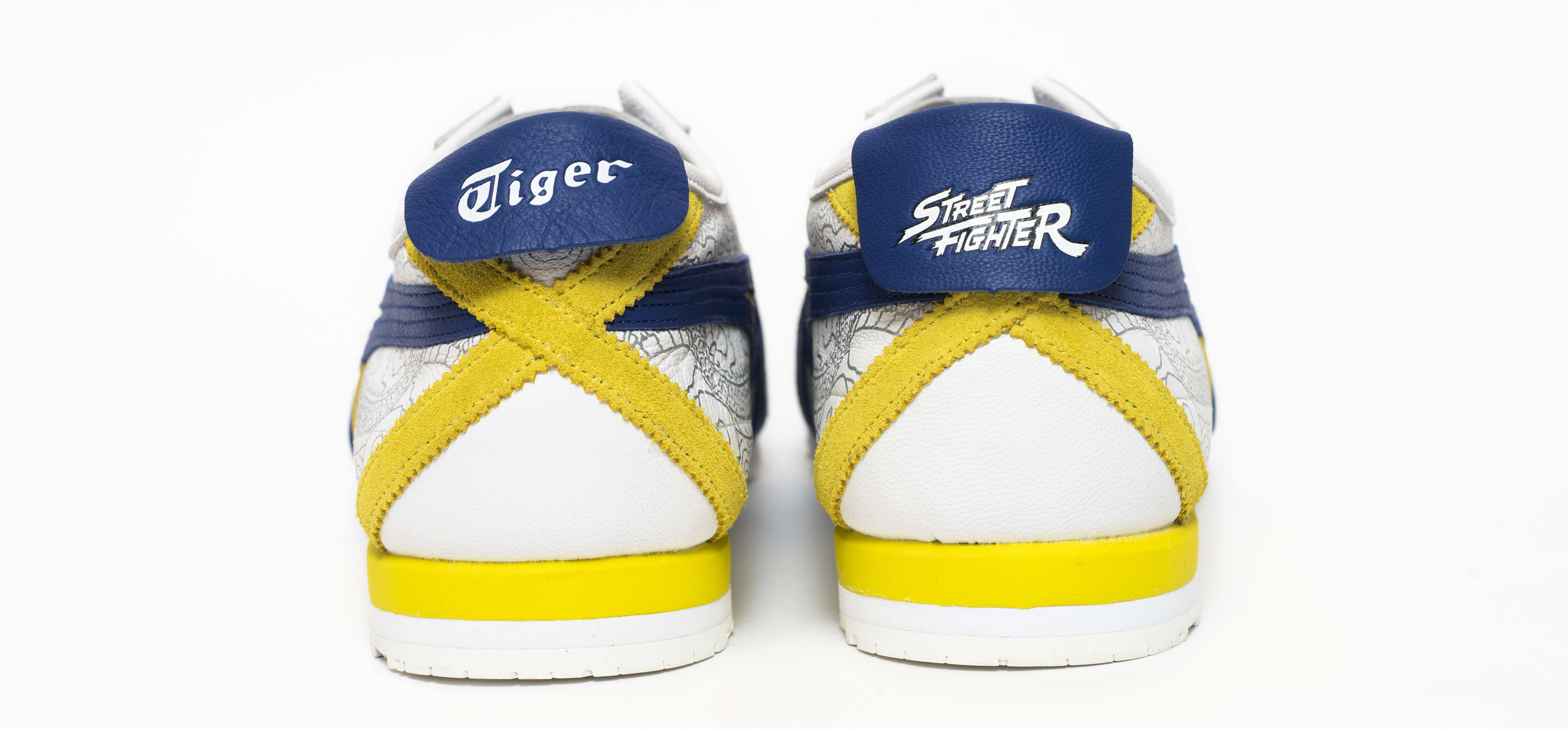pretty nice 835ab b2b8b Street Fighter' x Onitsuka Tiger Mexico 66 SD 'Chun Li ...